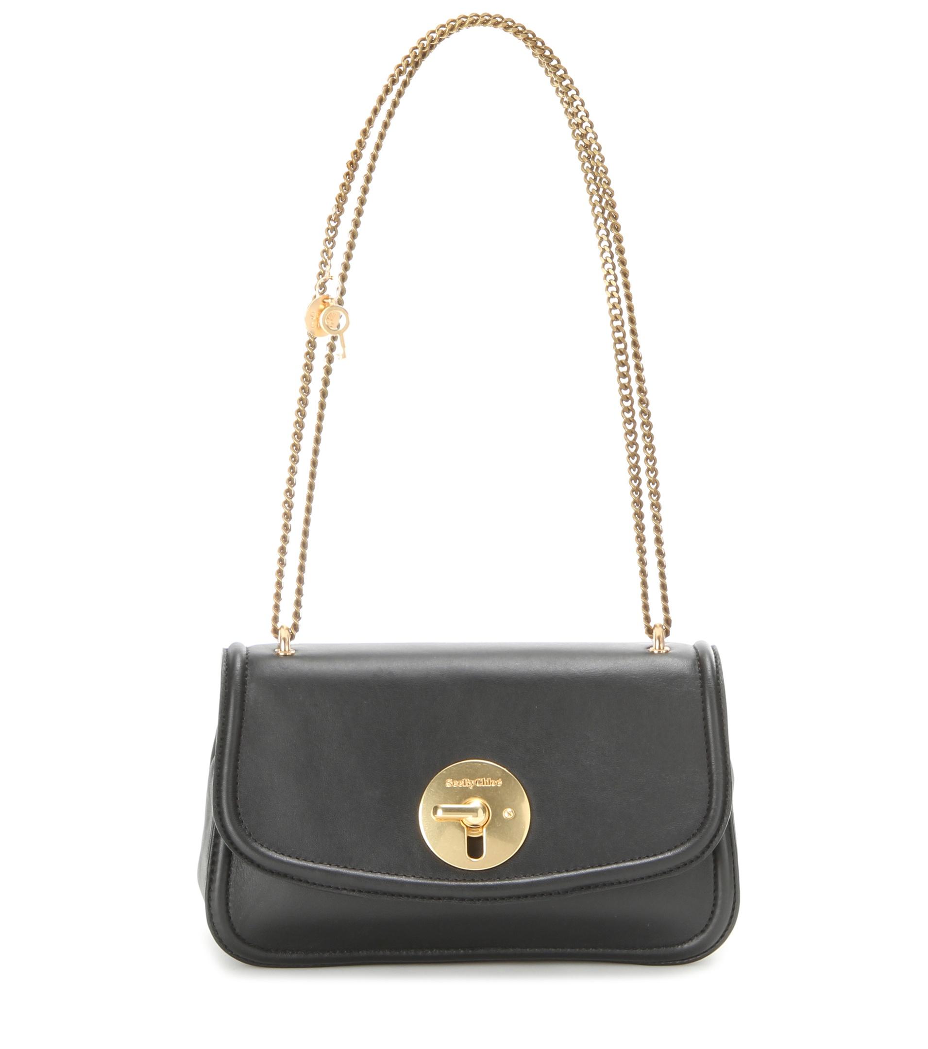 Lois leather shoulder bag See By Chlo eELjQ