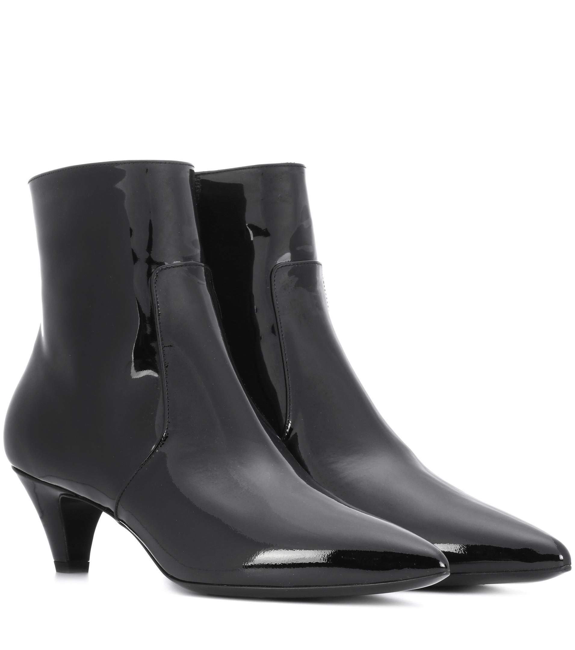 Calvin Klein 205W39NYC Black Venus Moon Boots avNu6k5aig