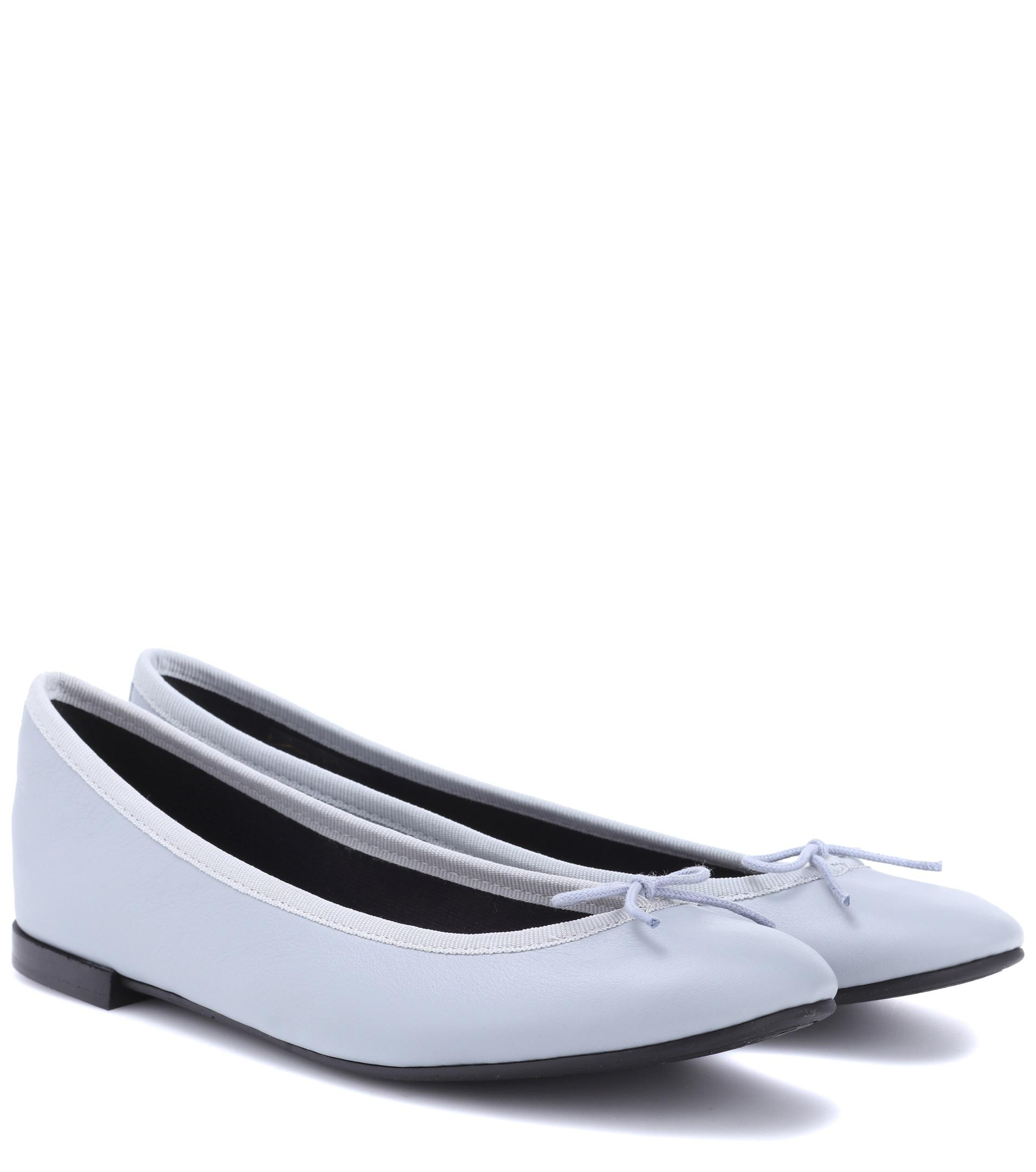 Repetto Lili leather ballerinas Shopping Online Cheap Online x2Bvzv