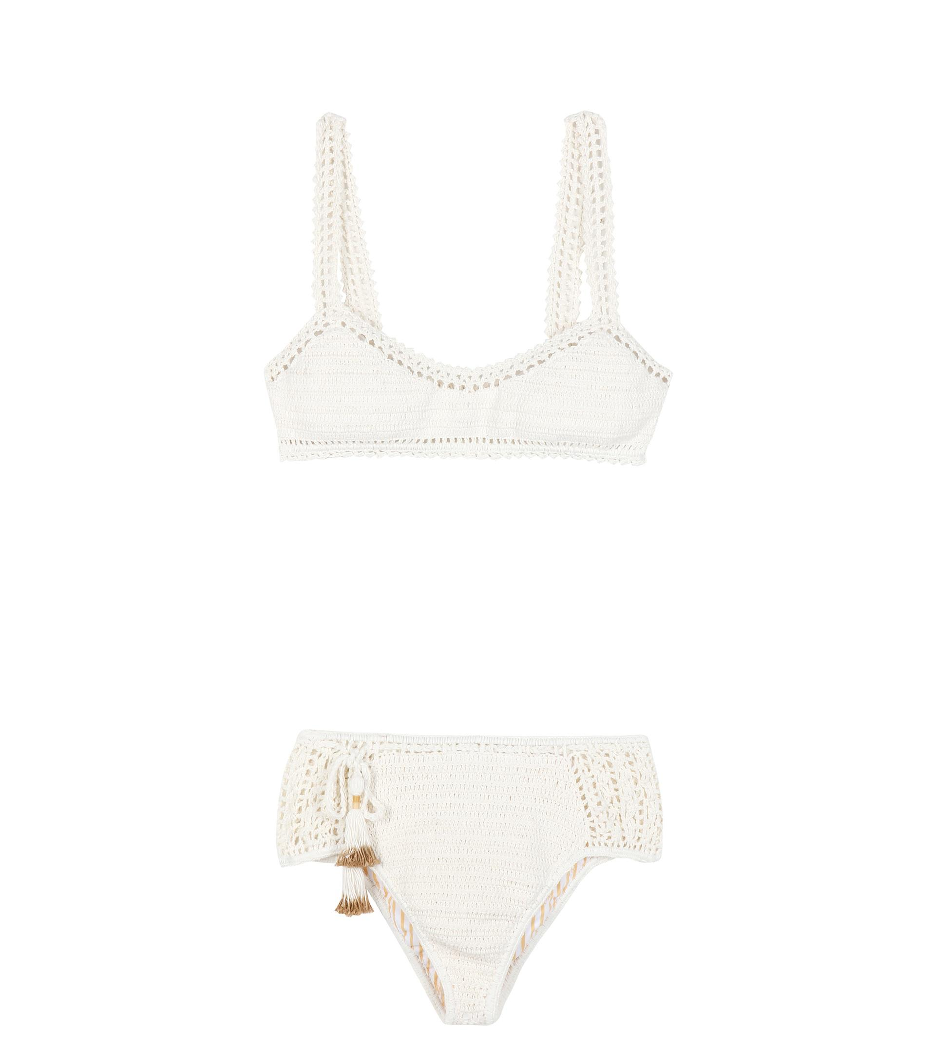 0f1fa12974 Gallery. Previously sold at  Mytheresa · Women s Crochet Bikinis