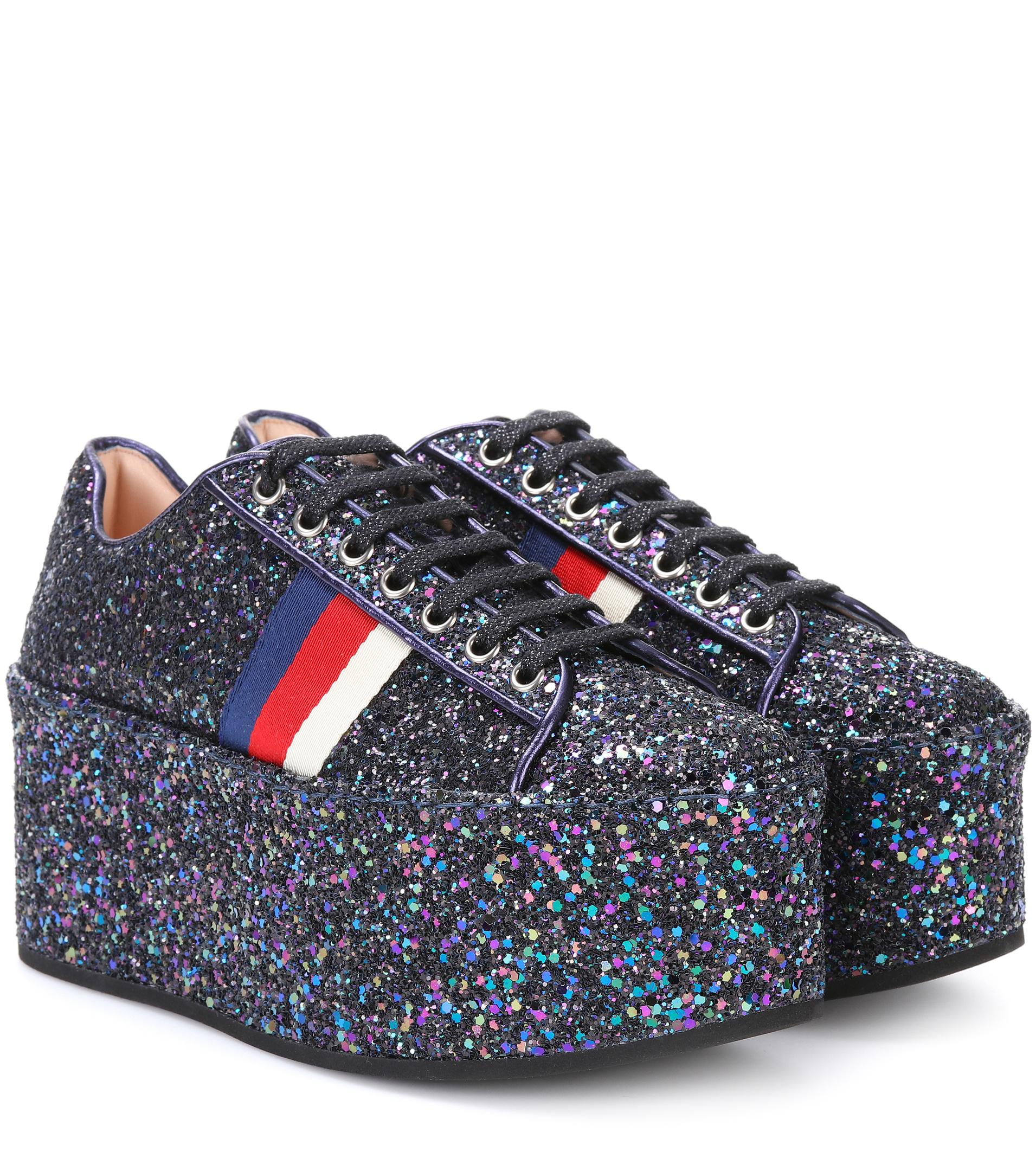 705da33758154 Gallery. Previously sold at  Mytheresa · Women s Platform Sneakers Women s  Gucci ...
