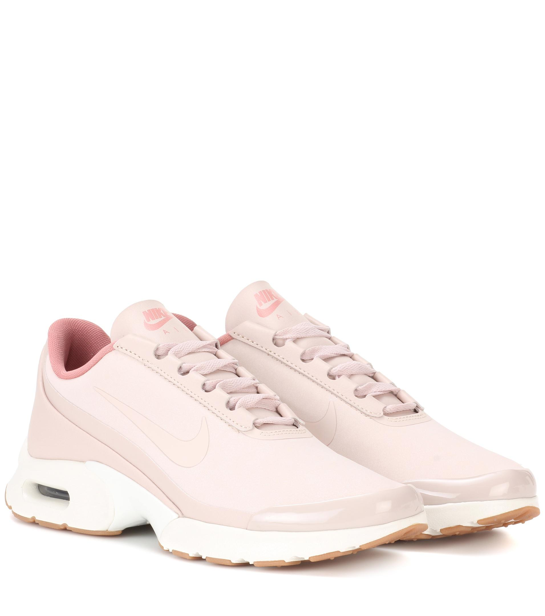 Nike Pink Air Max Jewell Sneakers
