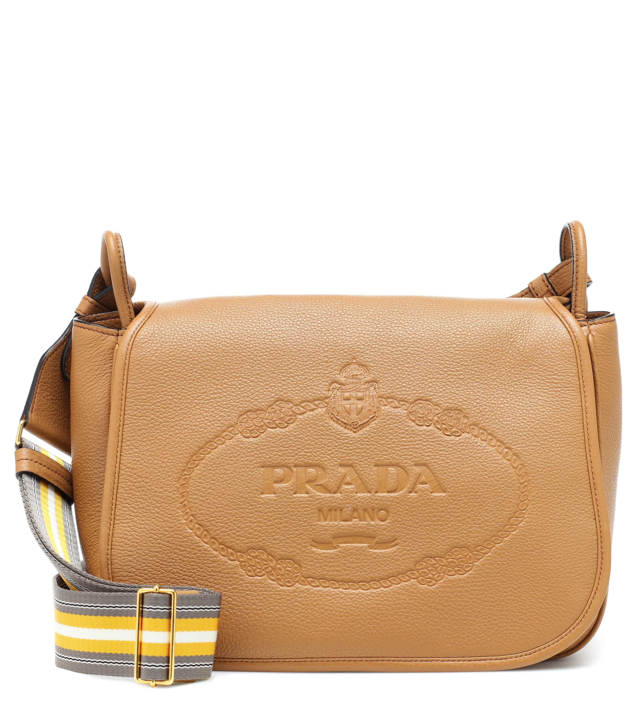 ce71c157d4 Prada. Women s Leather Shoulder Bag