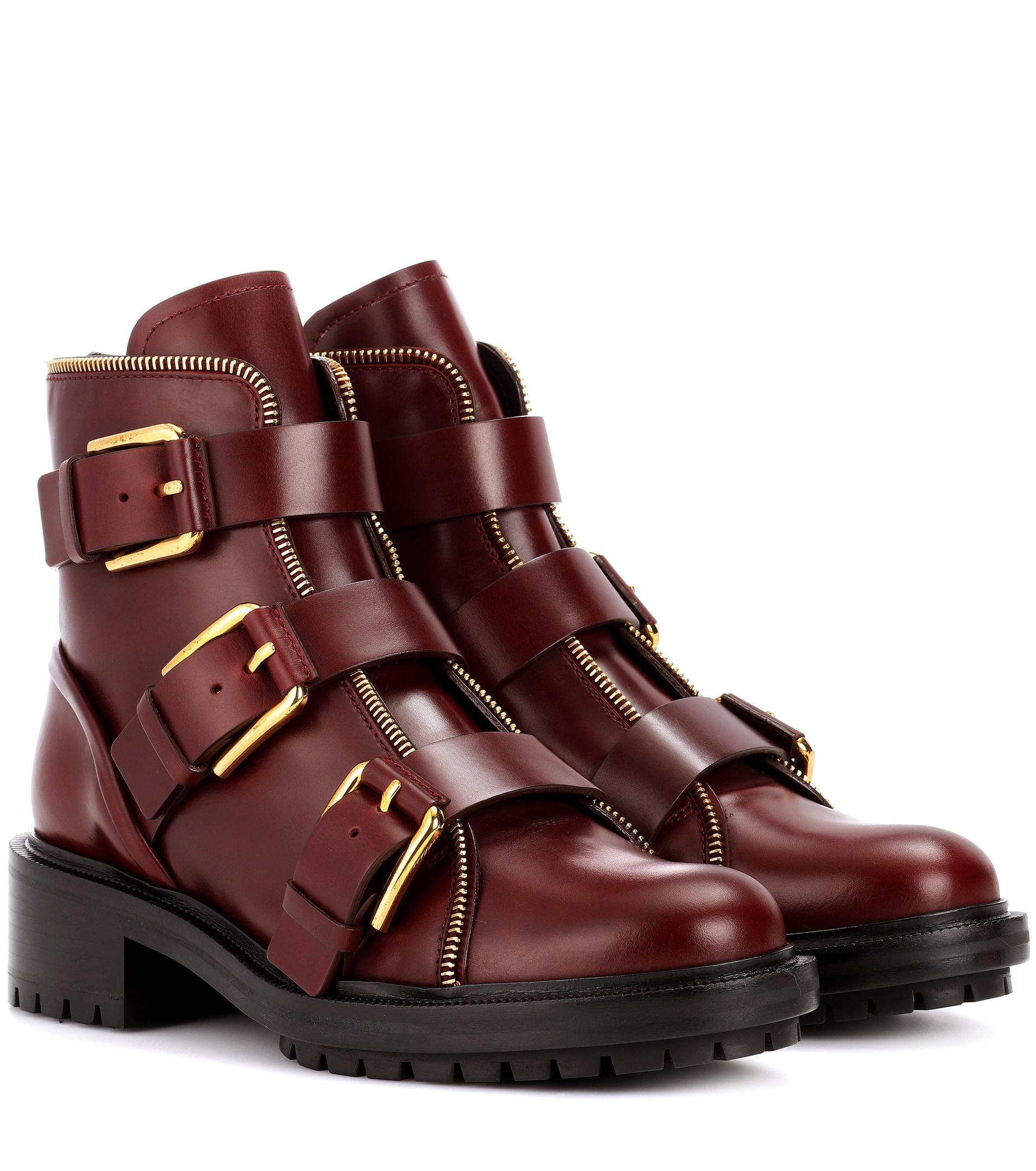 Balmain Ambra Ranger Boots bH4Oinpno