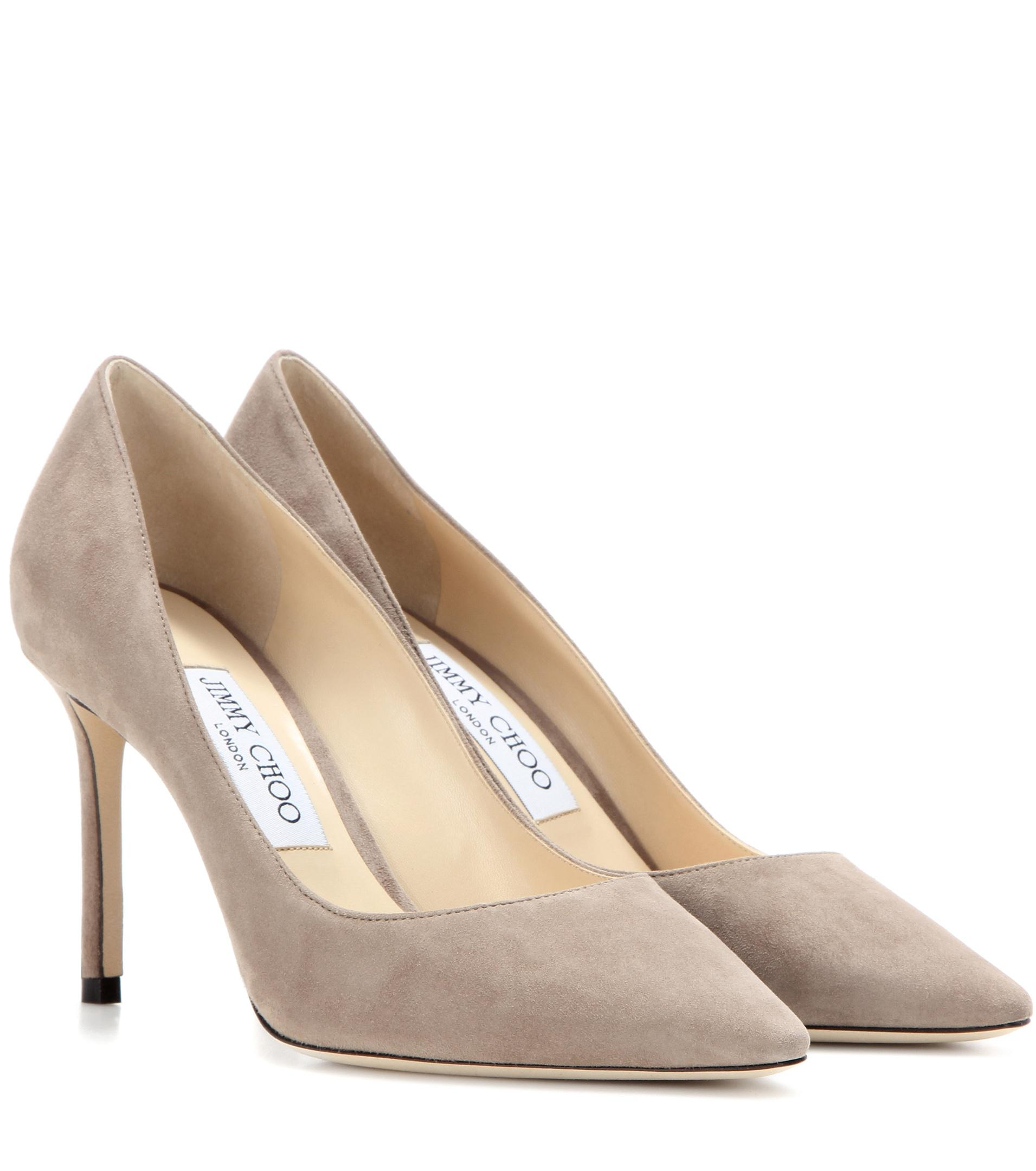 Soraya 65 pumps - Grey Jimmy Choo London pmr1Fu03b
