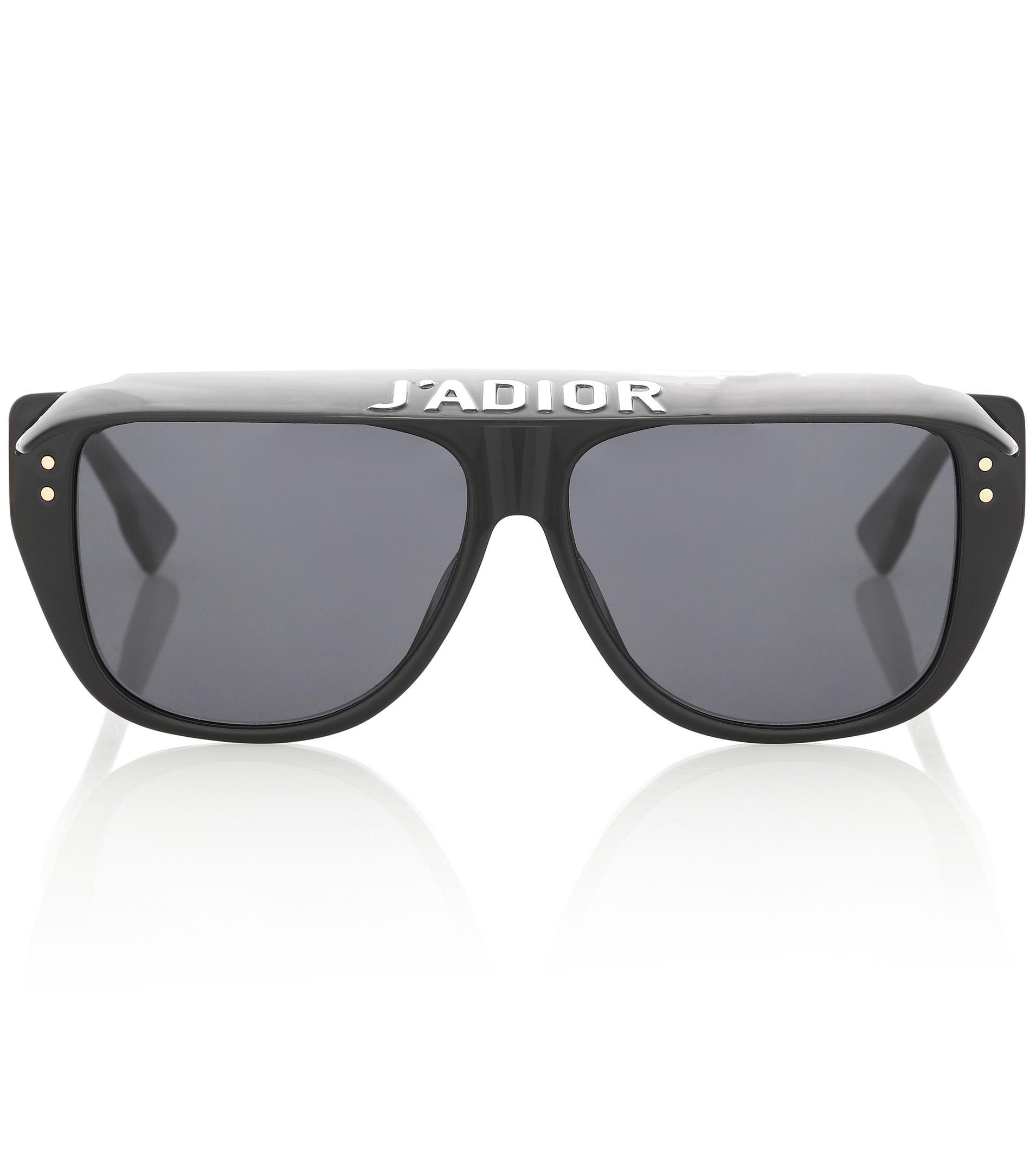 bd266cd942 Dior - Black J adior Visor Sunglasses - Lyst. View fullscreen