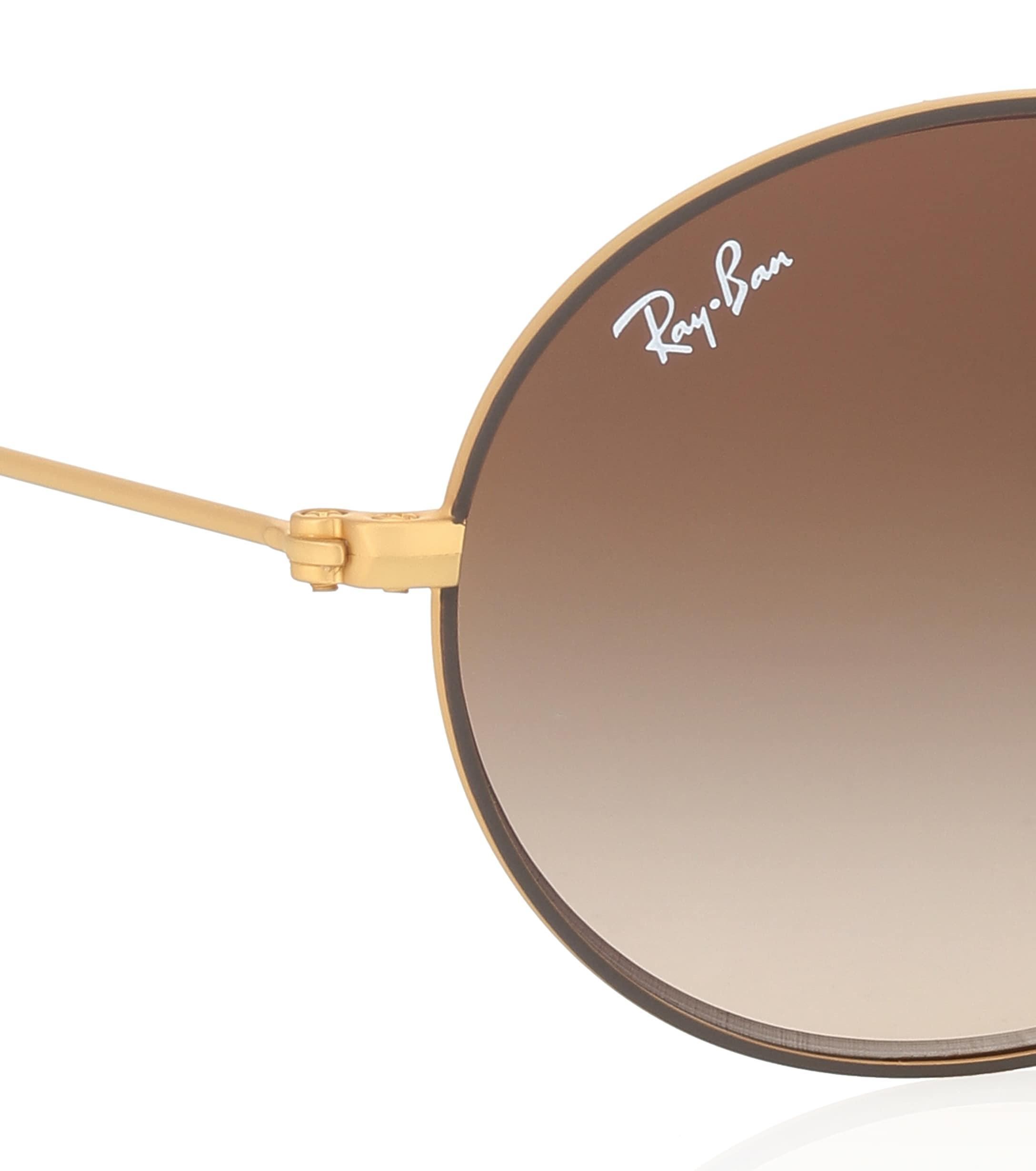 Ray-Ban - Metallic Rb3594 Round Sunglasses - Lyst. View fullscreen ed7f634d0b