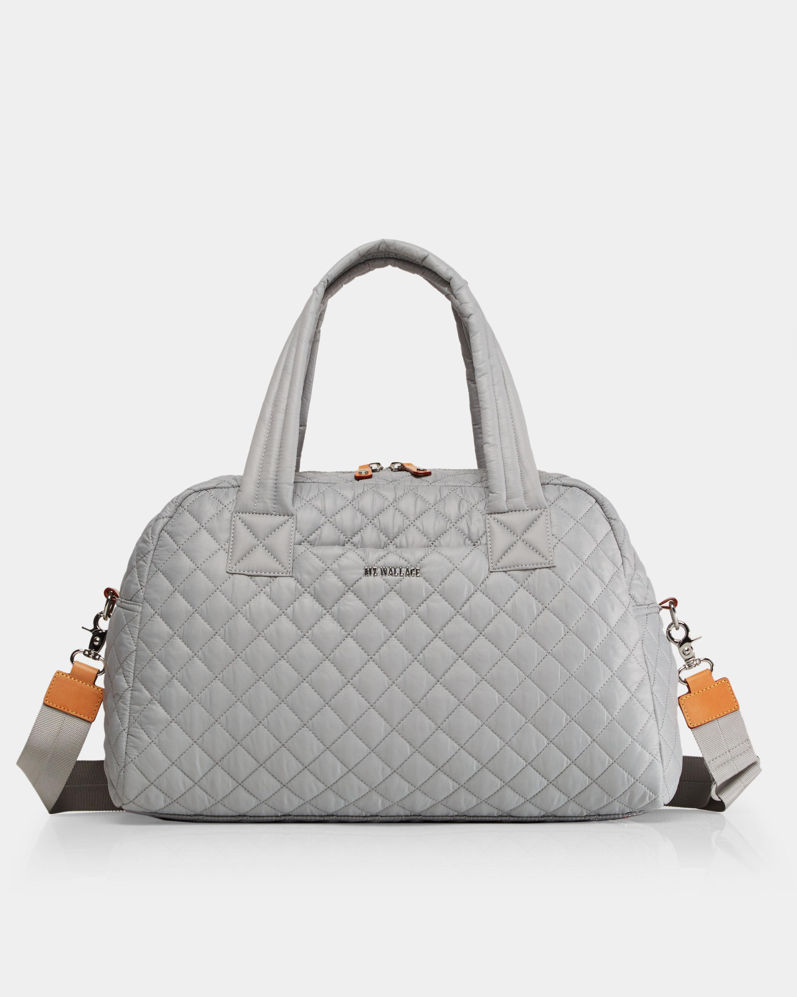 46ca8beb6c MZ Wallace Quilted Dove Grey Jimmy in Gray - Save 8% - Lyst