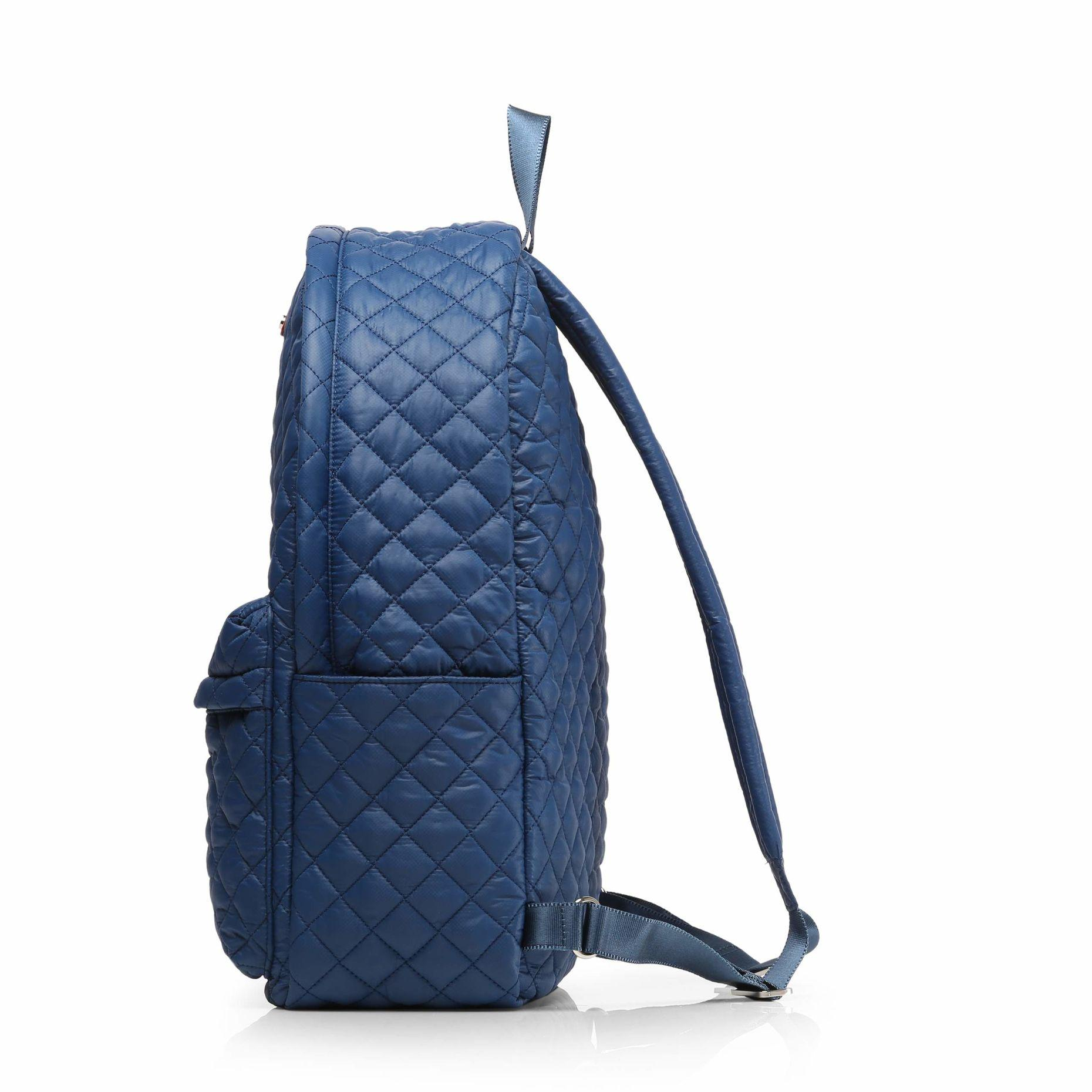 Lyst Mz Wallace Metro Backpack In Blue