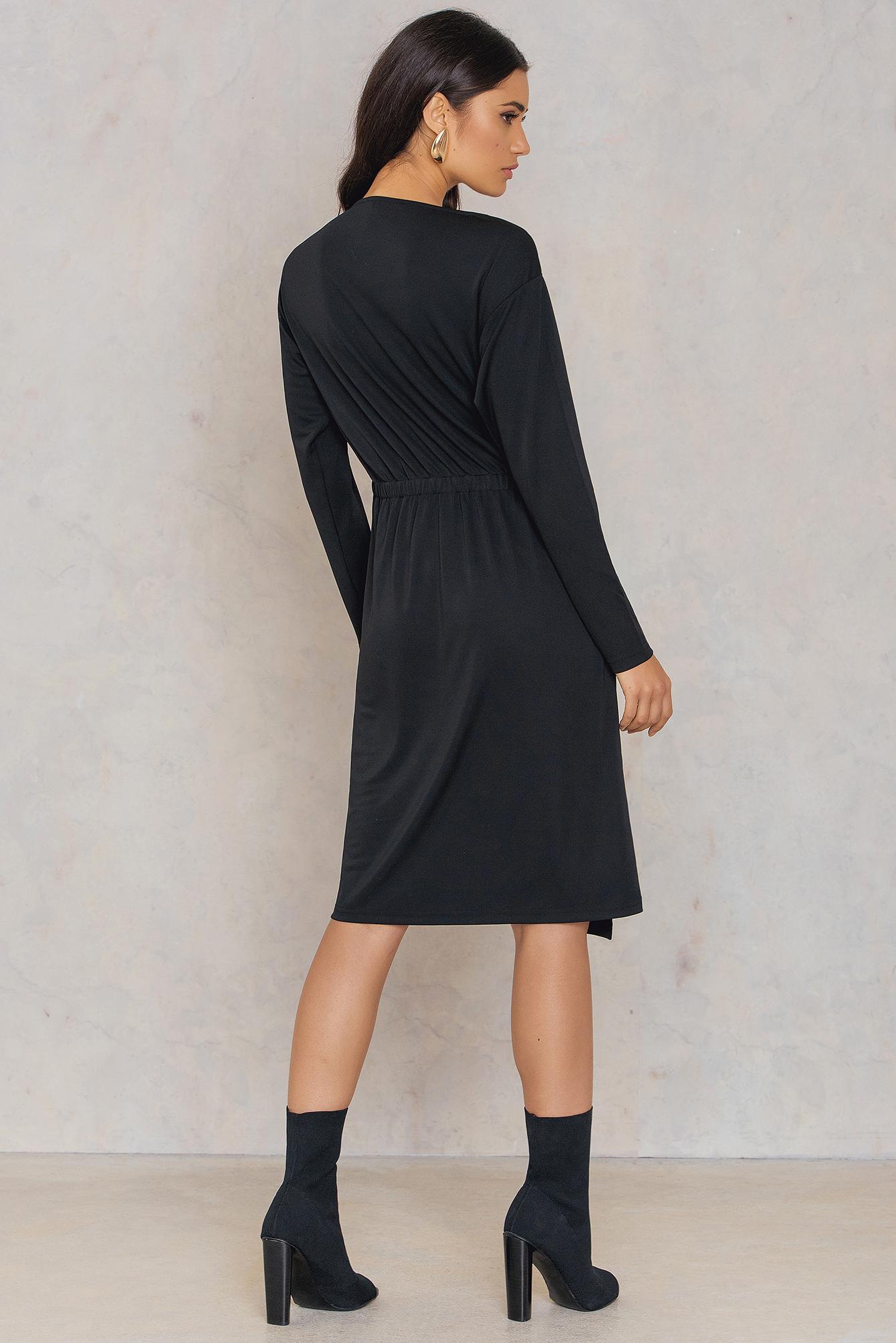 assymetric jersey dress filippa k