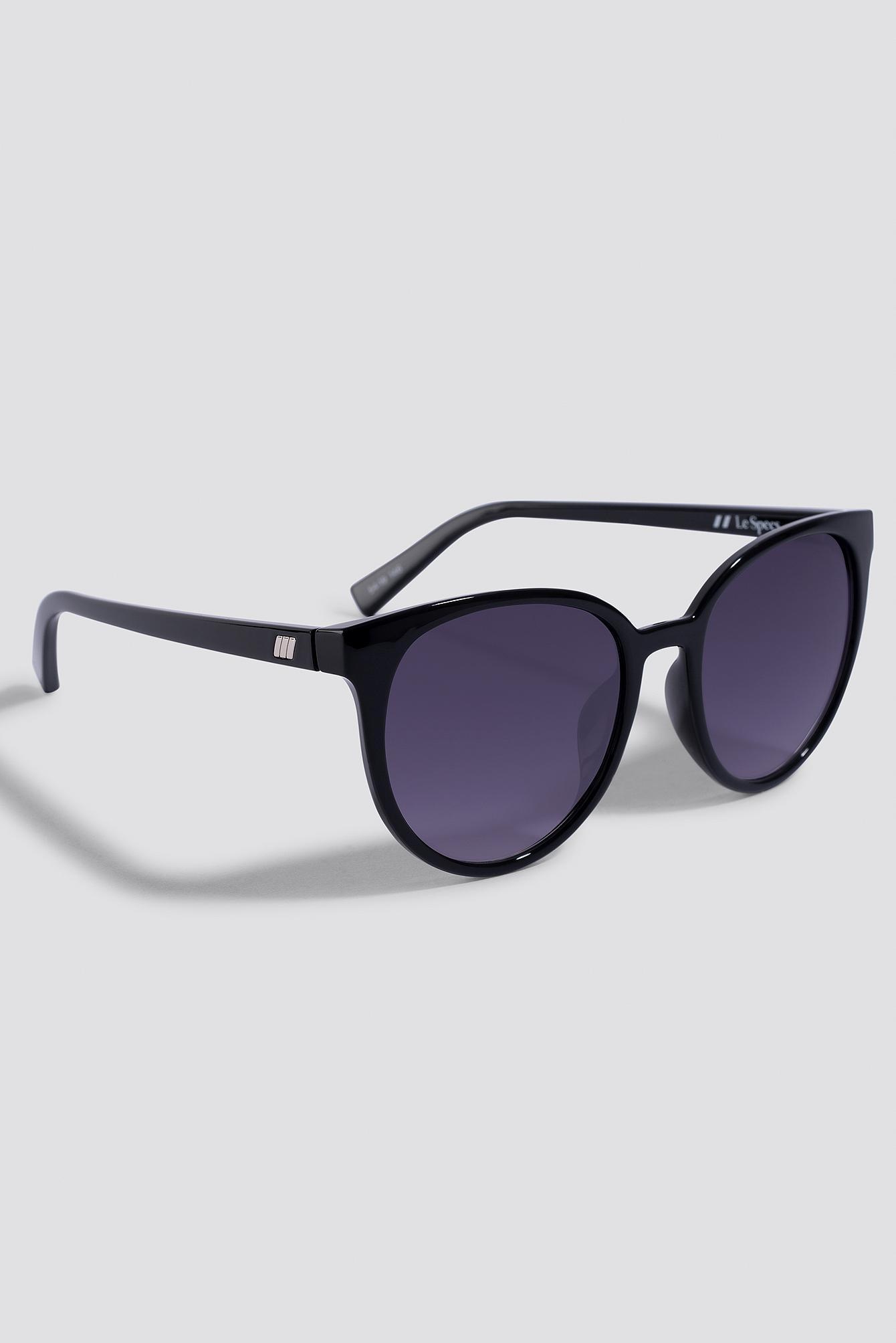 9d64699956 Lyst - Le Specs Armada Black smoke in Black
