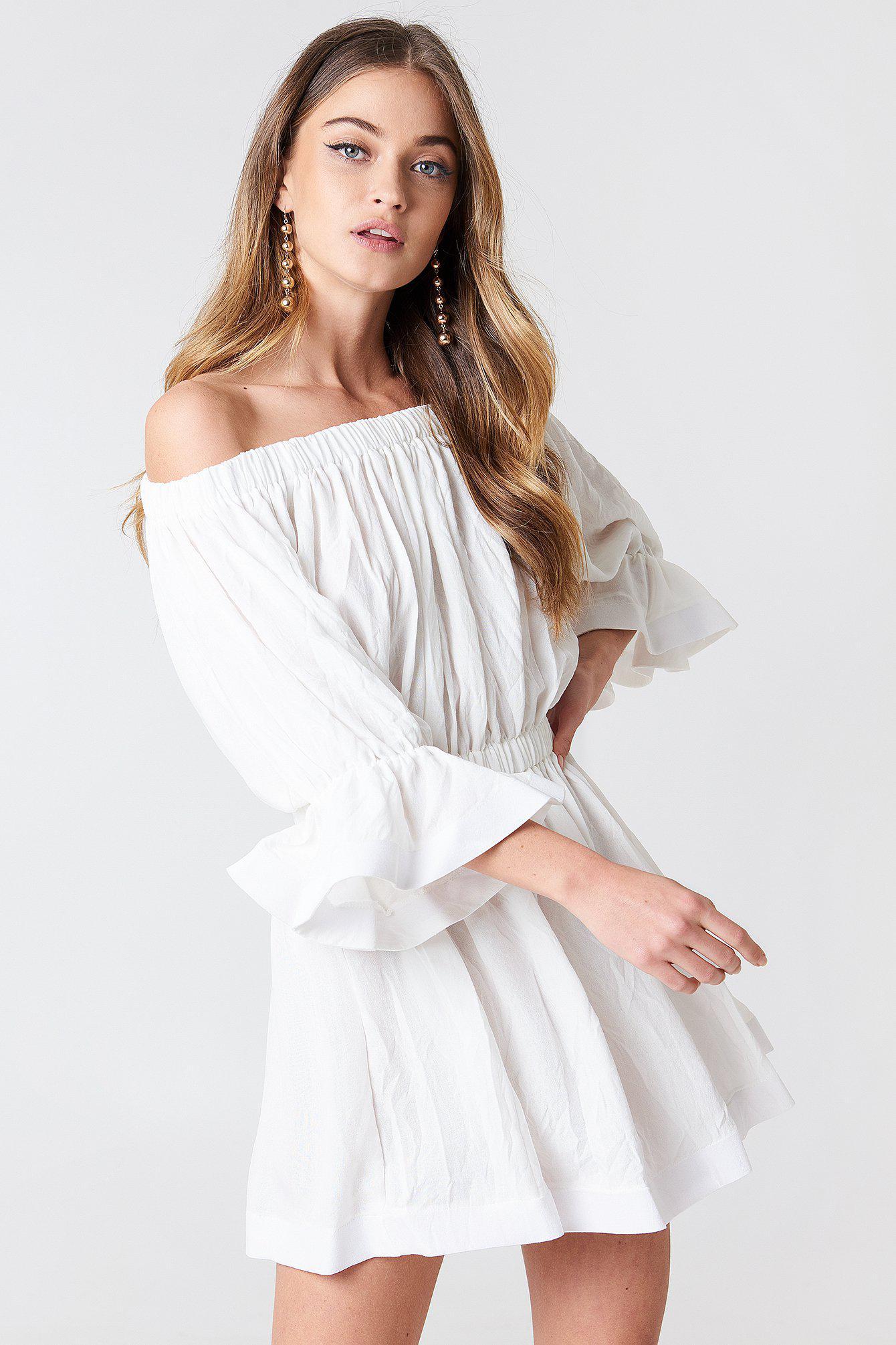 d620818b0cb29 Toby Heart Ginger All Of The Stars Mini Dress White in White - Lyst