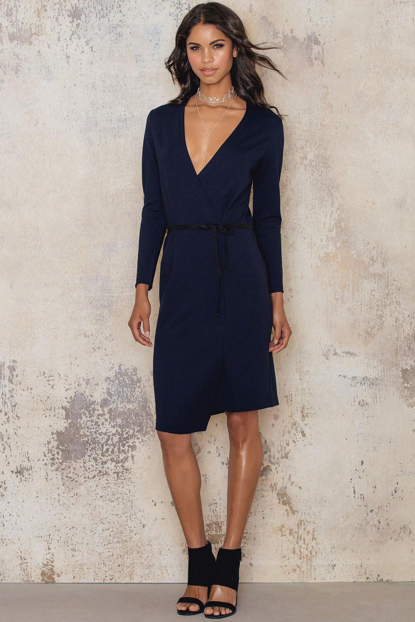Womens Belted Wrap Dress Filippa K Clearance Wiki Clearance Cheapest Price Soq7L