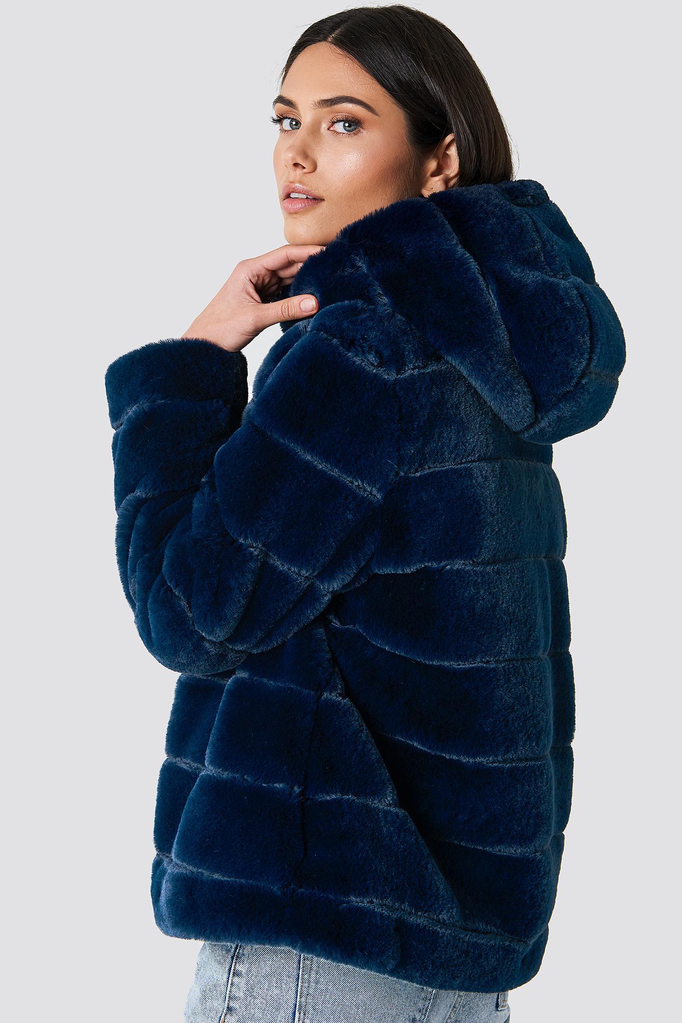 632134ea Samsøe & Samsøe Saba Jacket Dark Sapphire in Blue - Lyst