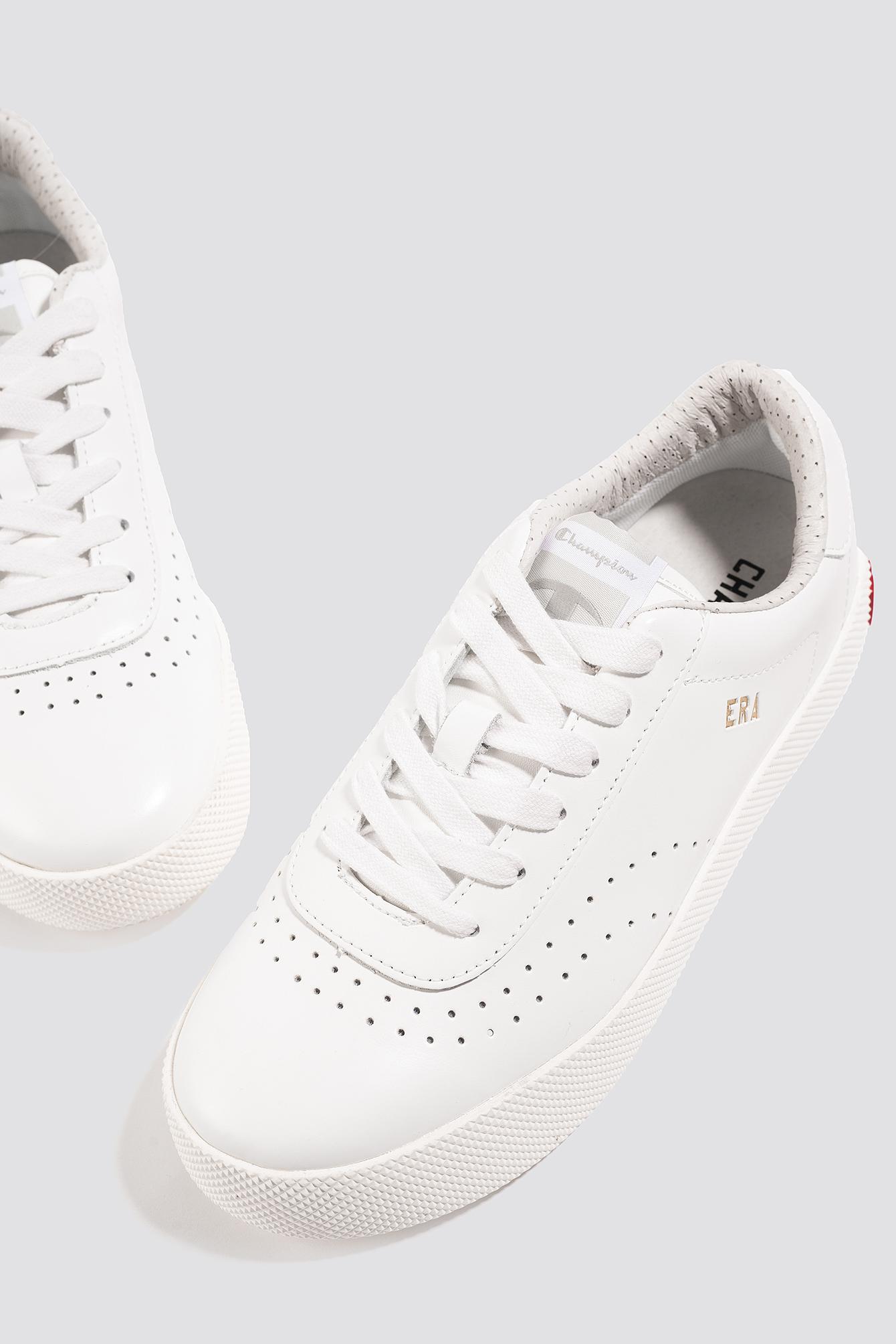 fd048cbbe98ef Lyst - Champion Era Leather Sneaker in White