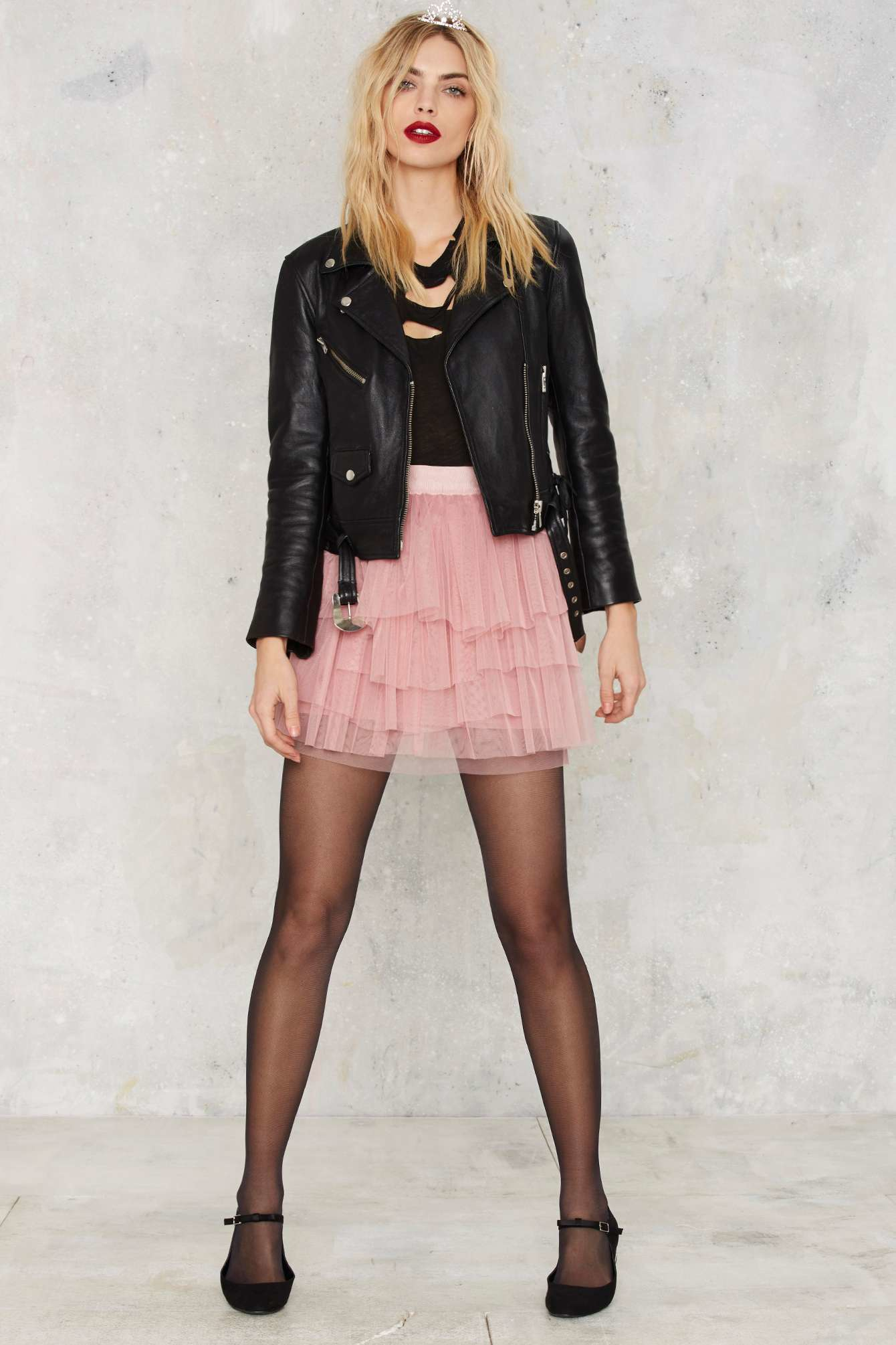 a123d80c24 Nasty Gal Tulle Box Tutu Skirt in Pink - Lyst