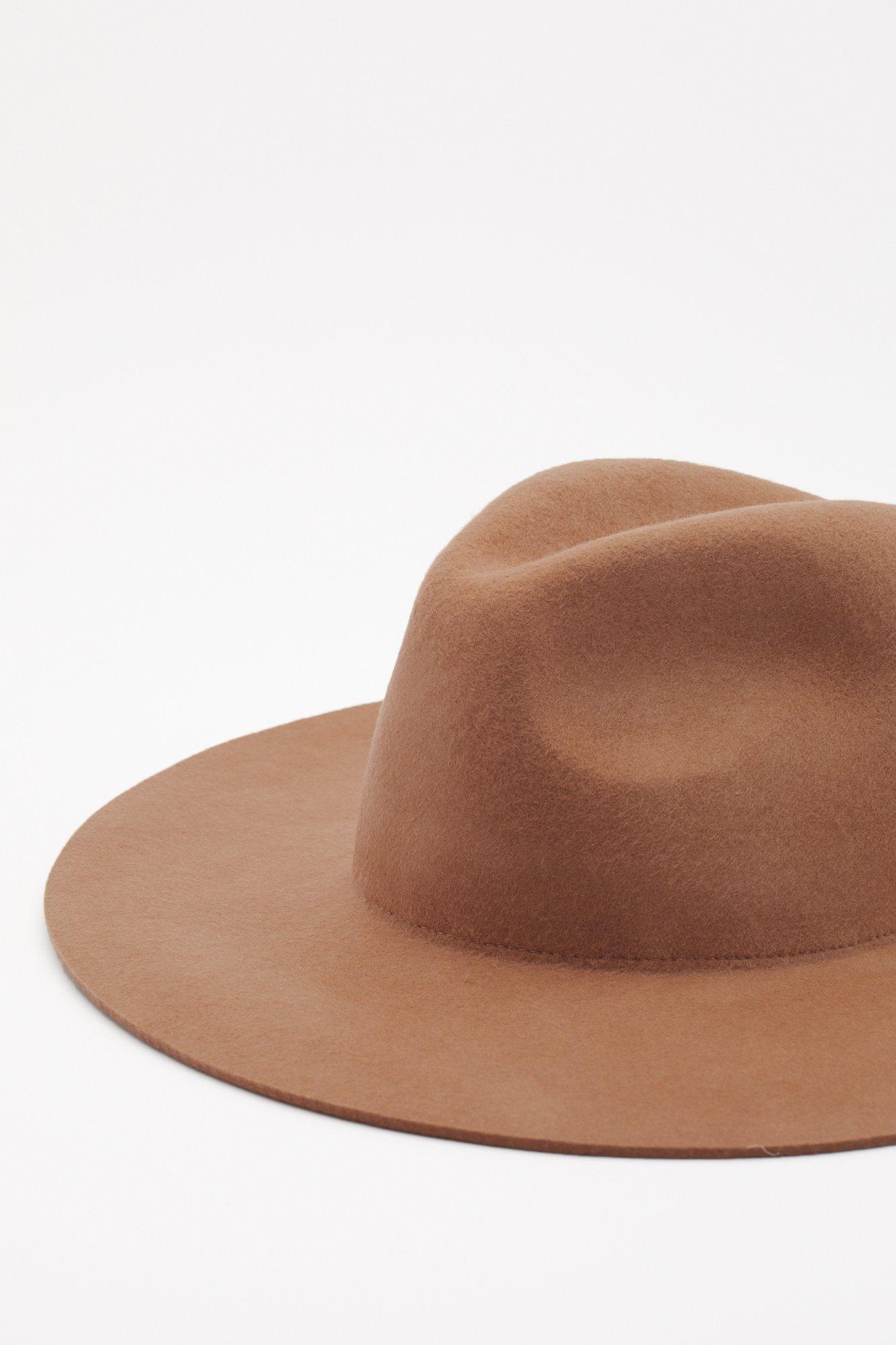 3b98831b Nasty Gal - Multicolor Hats Off To You Woolen Fedora Hat - Lyst. View  fullscreen