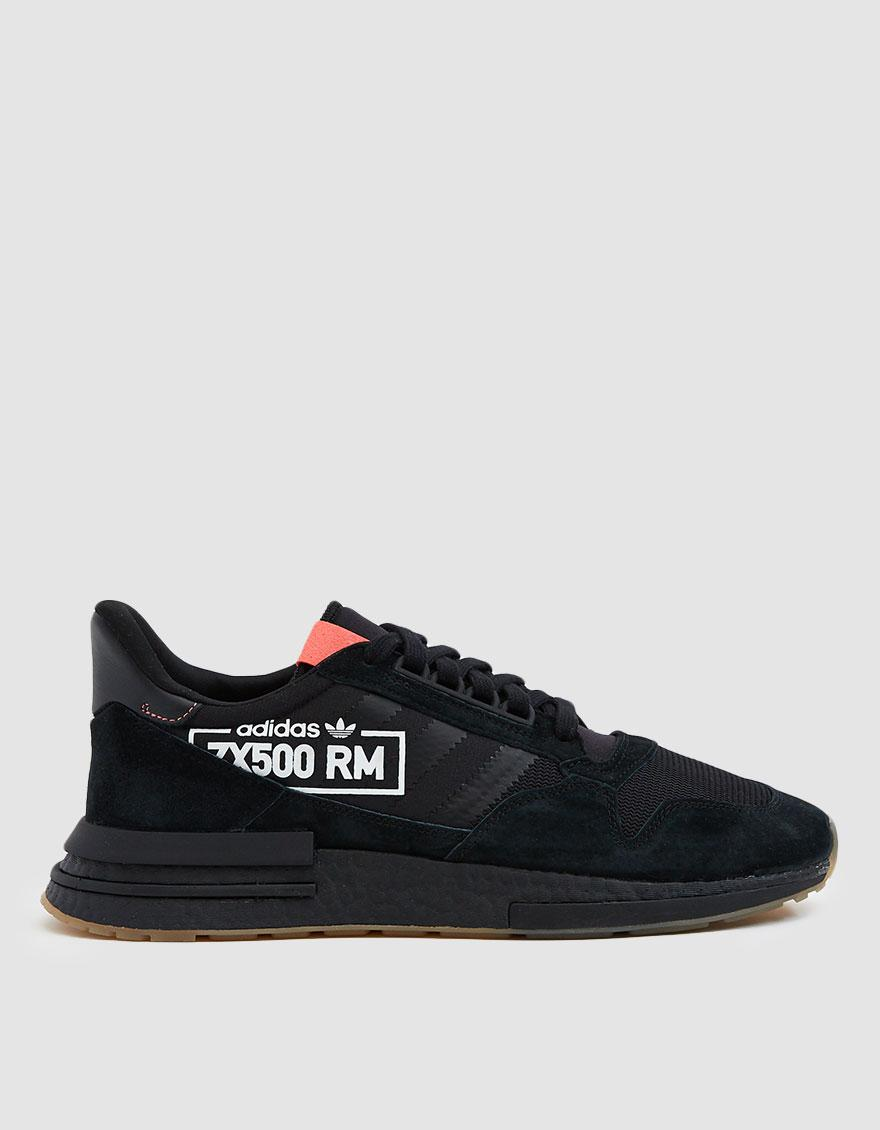 77334d1bf6be9 Lyst - adidas Zx 500 Rm Sneaker in Black for Men