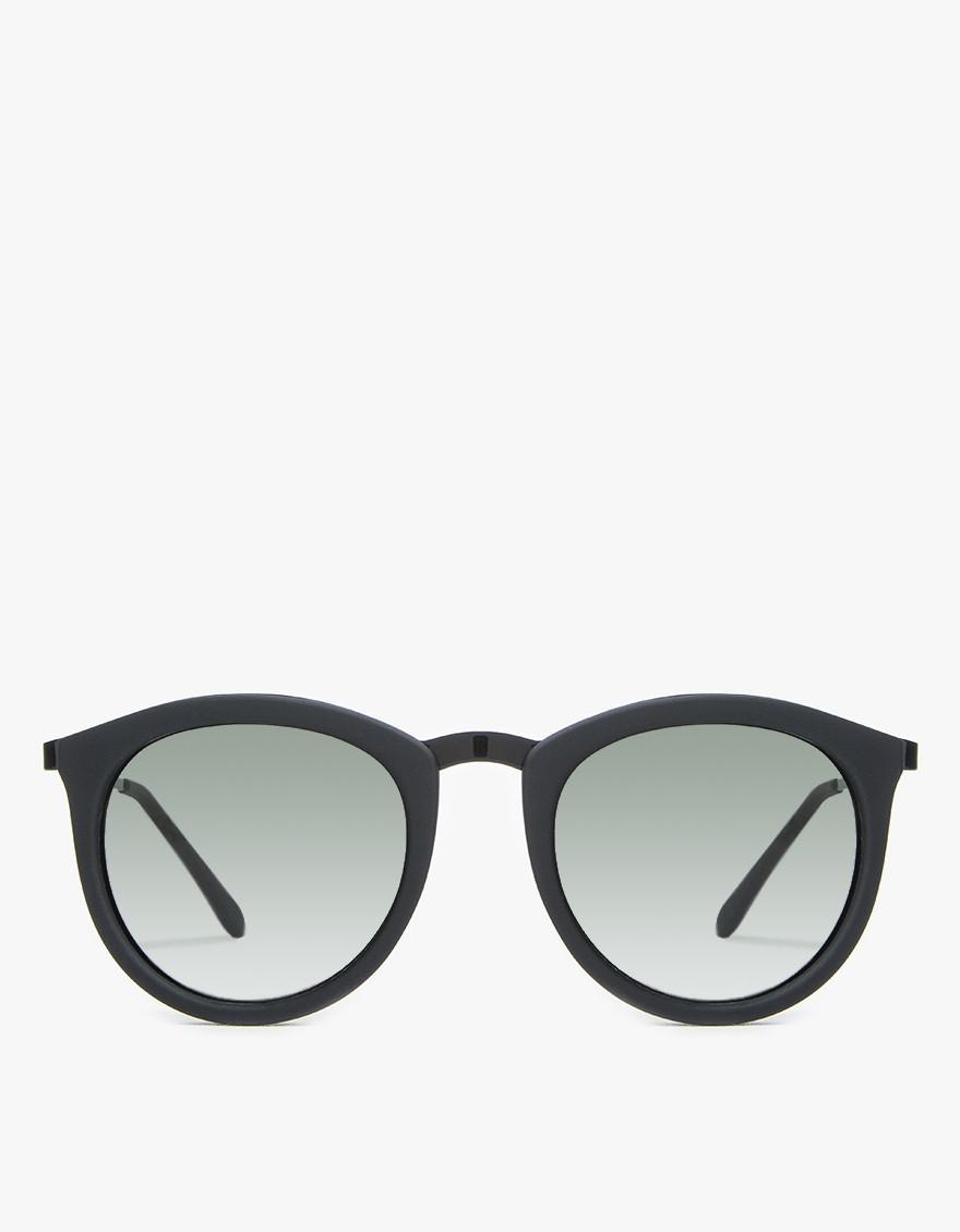 626c42e2f9 Lyst - Le Specs No Smirking In Black black in Black