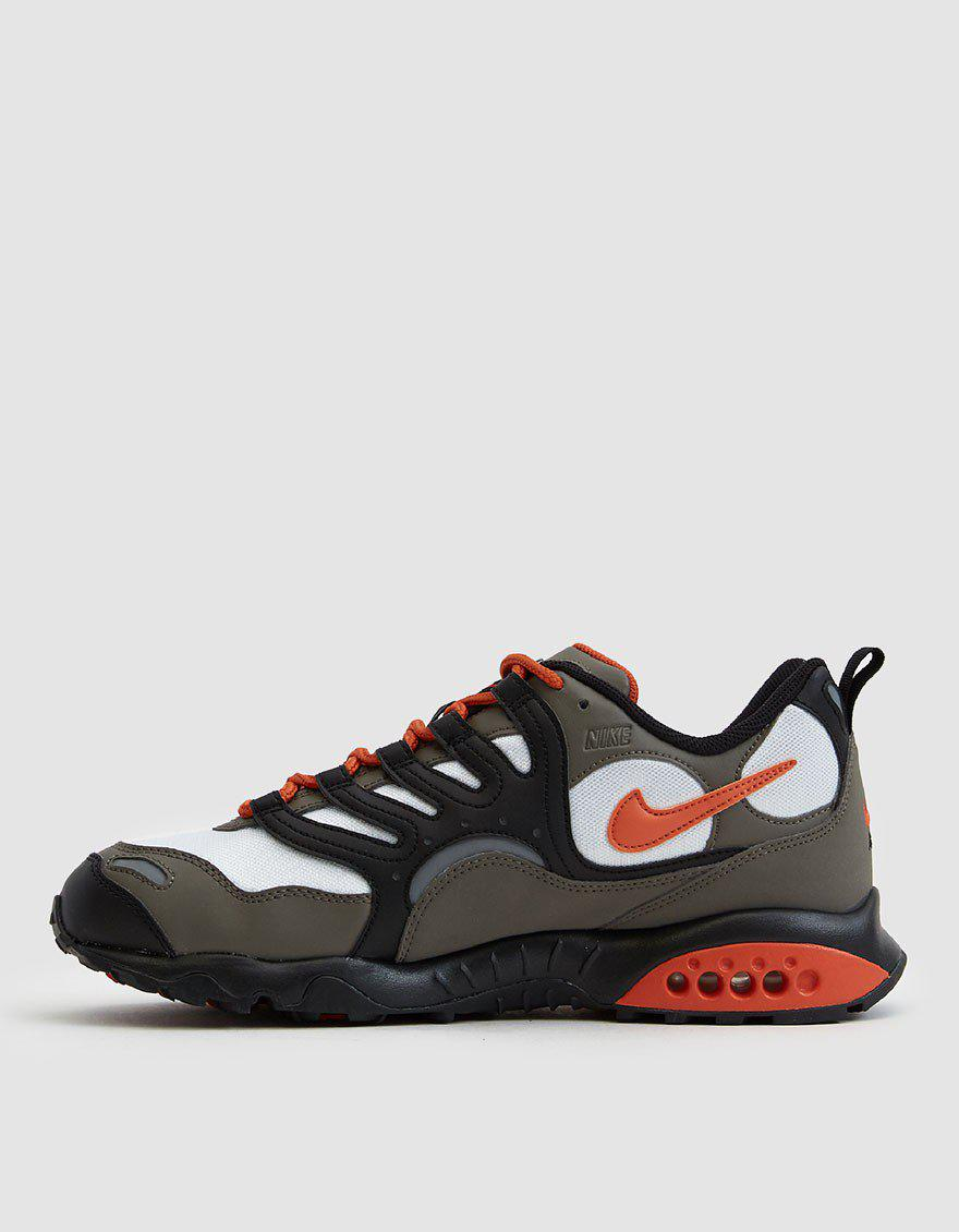 966207bd2f4cd0 Nike Air Terra Humara  18 Sneaker in Gray for Men - Lyst