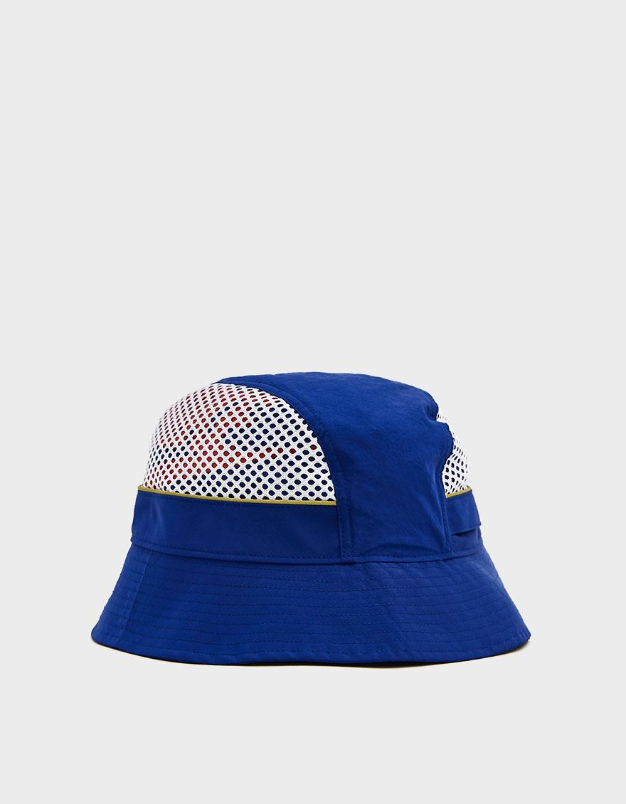 7afcfbbbcac Lyst - Nike Mesh Bucket Hat in Blue for Men
