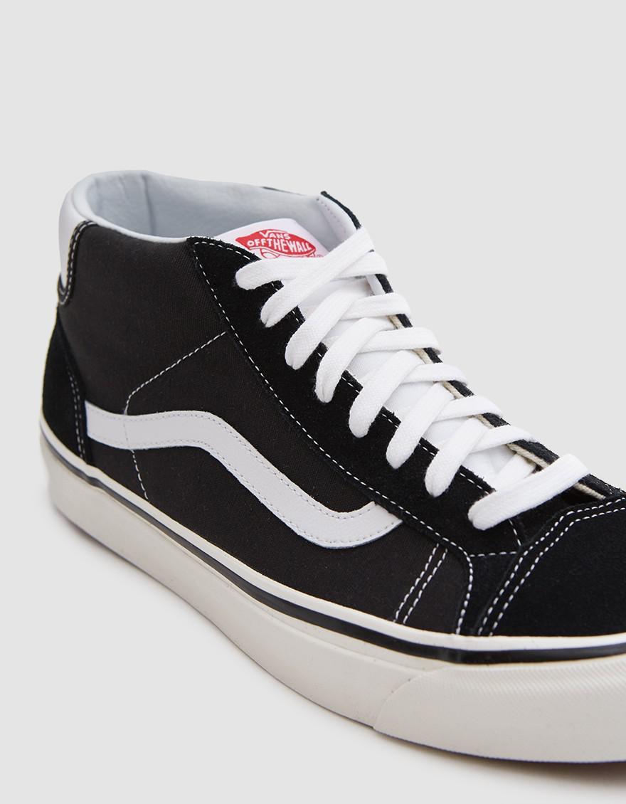 c9cdf0d6e19b7e Lyst - Vans Mid Skool 37 Dx Sneaker in Black for Men