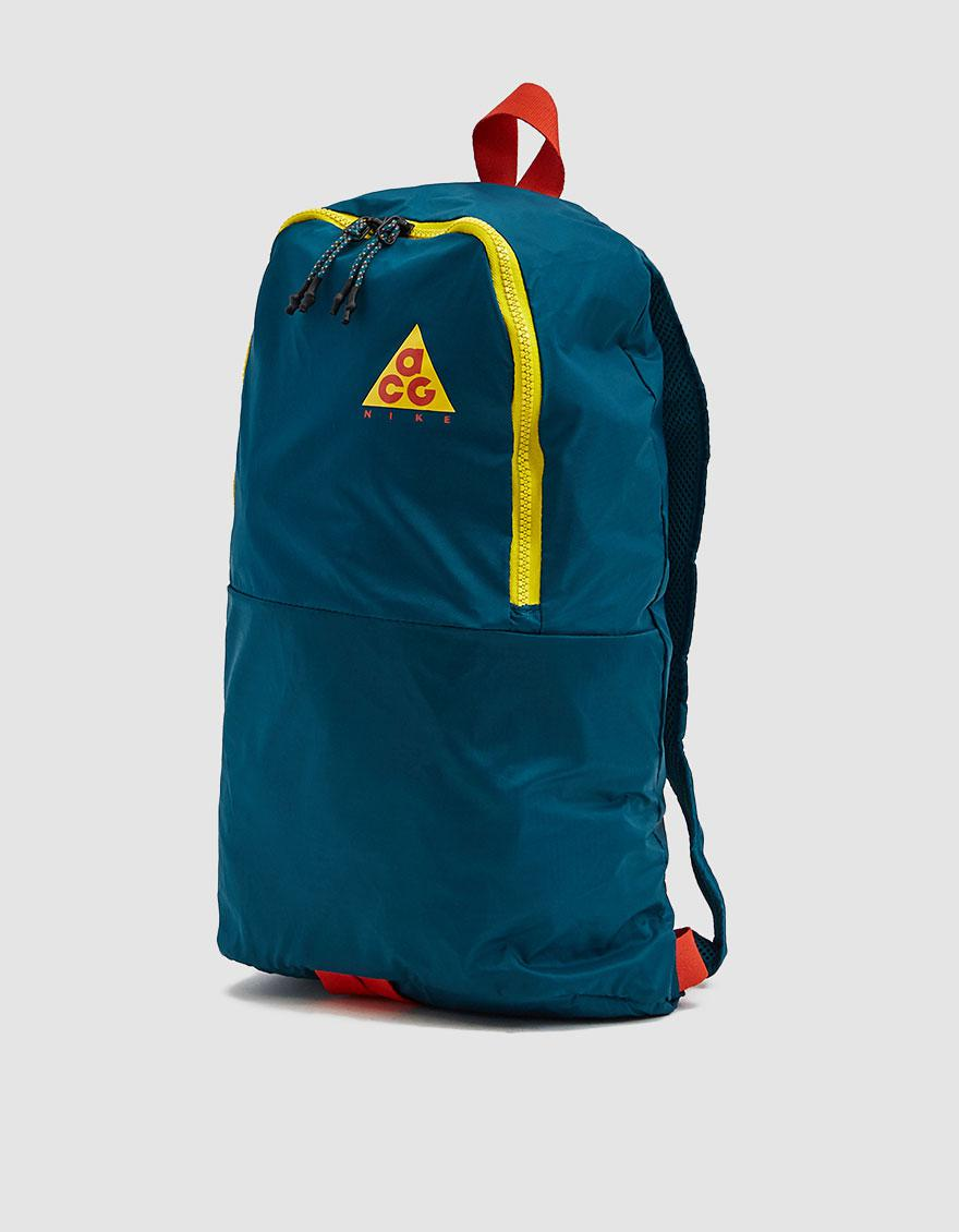 84953afa1d01 Lyst - Nike Teal Acg Packable Backpack in Blue for Men - Save 57%