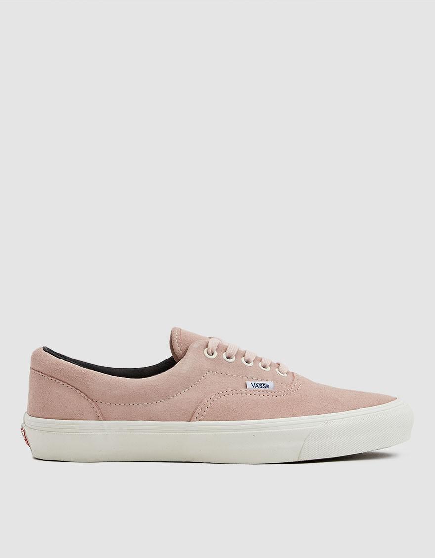 150673c0e60 Vans Og Era Lx Suede Sneaker in Pink for Men - Lyst