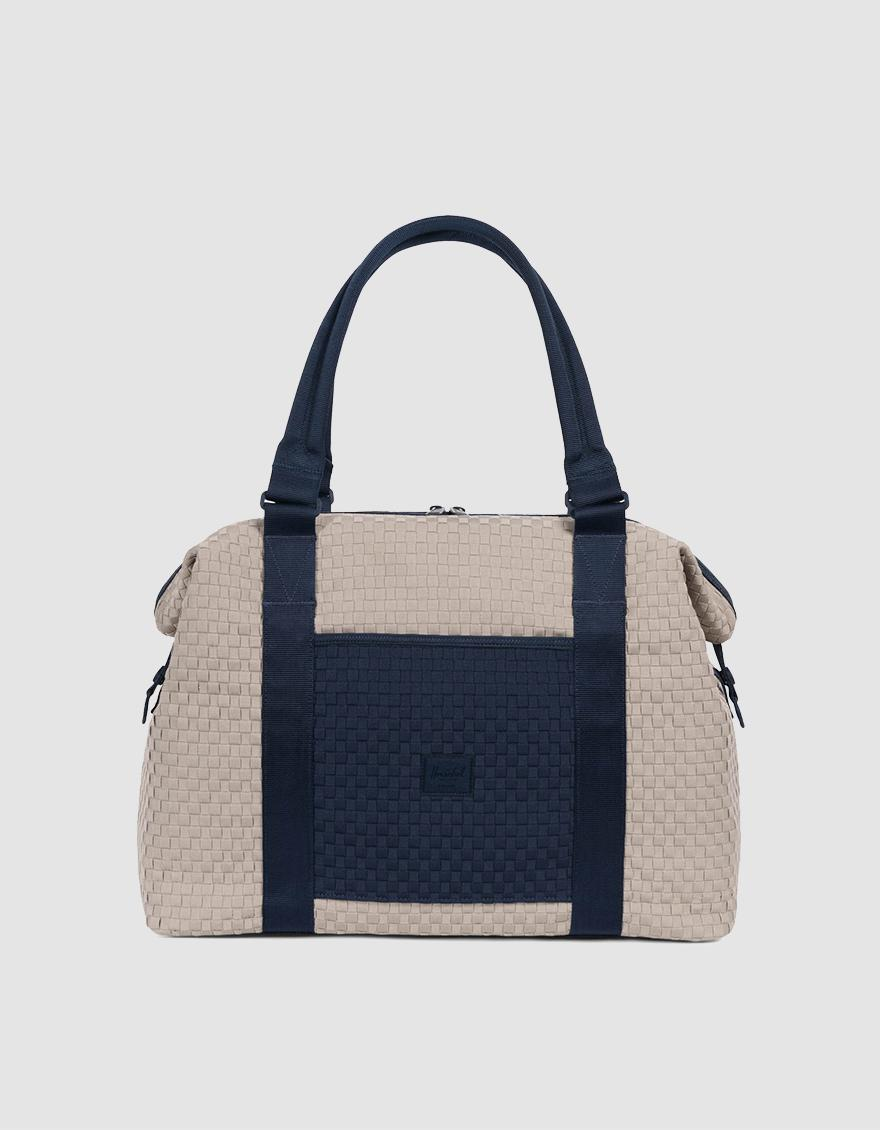 c4b3433603e5 Lyst - Herschel Supply Co. Strand Woven Duffle Bag in Blue