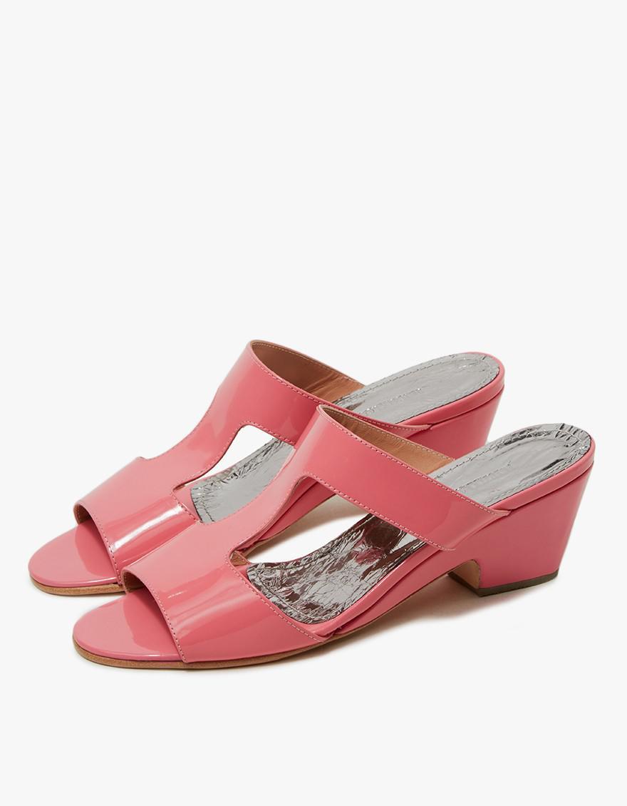 0f38d8f87bfff6 Rachel Comey Cheekie In Laelia Patent in Pink - Lyst