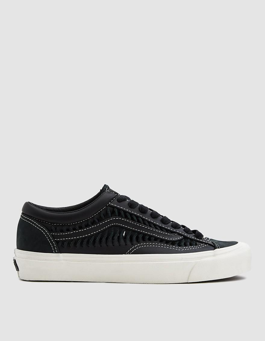 d674d0e90c9865 Vans Twisted Leather Style 36 Lx Sneaker in Black for Men - Lyst