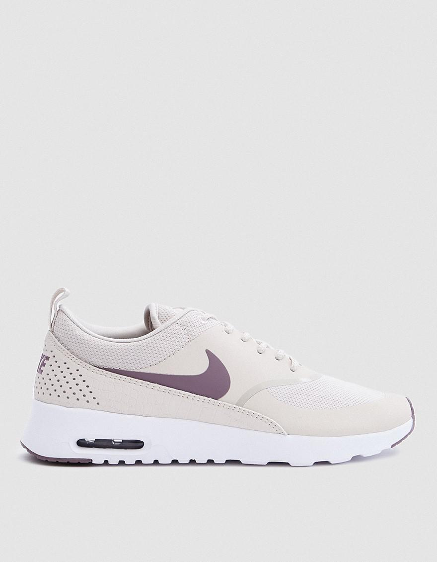 07e844f21d5cf Nike Air Max Thea In Light Orewood Brown/taupe Grey in Brown - Lyst