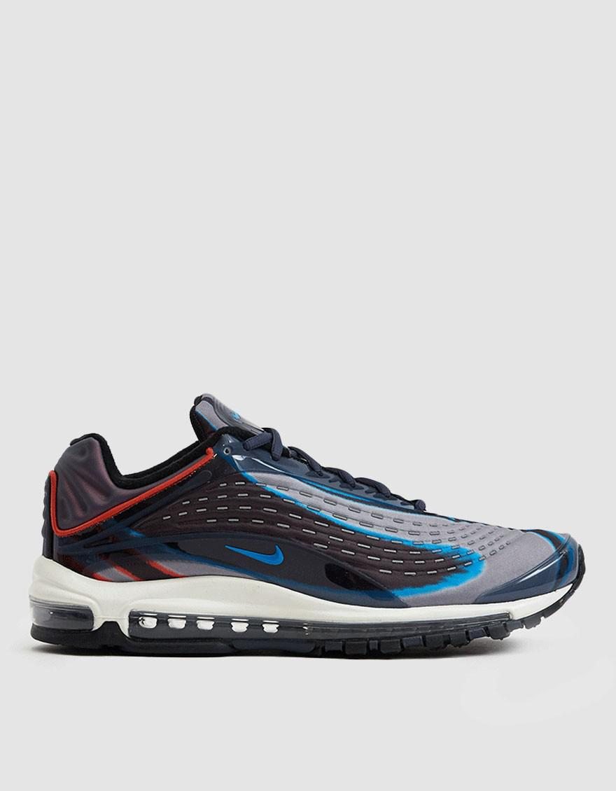 14ef4da21d Nike Air Max Deluxe Sneaker in Blue for Men - Save 1% - Lyst