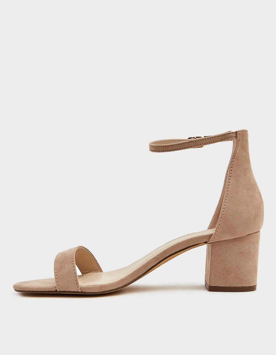 7794d02b3385 Need Supply Co. Debbie Ankle Strap Sandal in Natural - Lyst