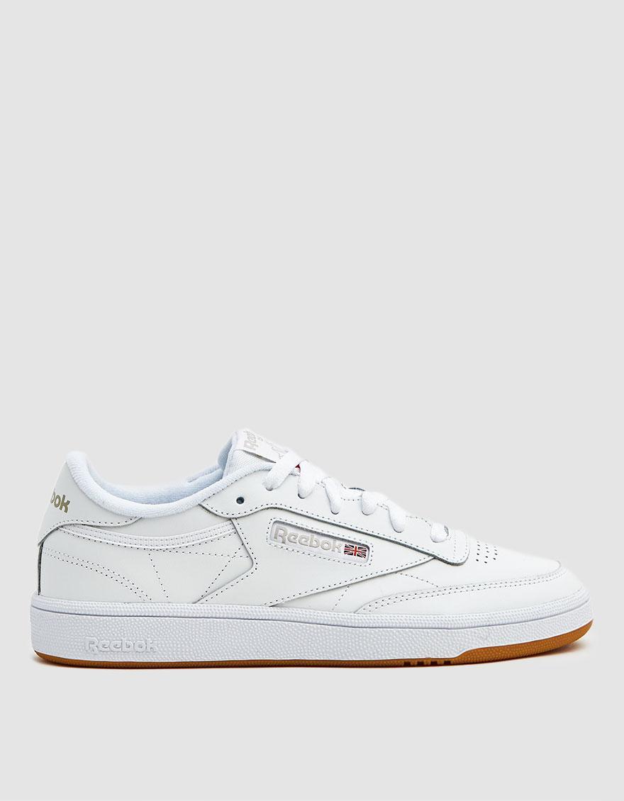 cfc512e7bd1 Lyst - Reebok Club C 85 Sneaker in White