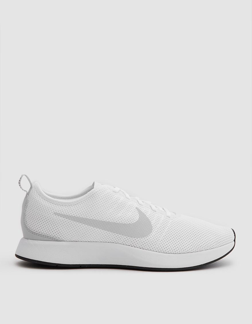 dfea8c2acdfa Lyst - Nike Dualtone Racer Shoe in White for Men