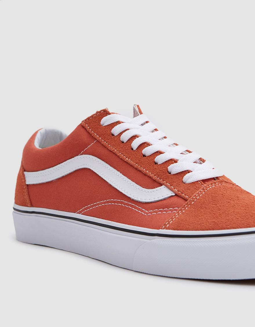 bd330384c52d9f Lyst - Vans Old Skool Sneaker in Red for Men
