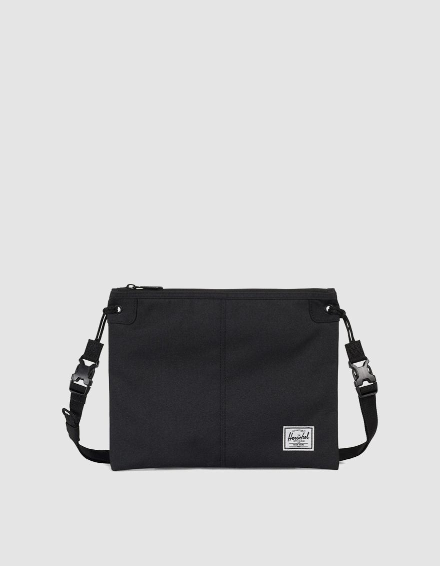 005e0d7abdd Lyst - Herschel Supply Co. Alder Crossbody Bag in Black for Men