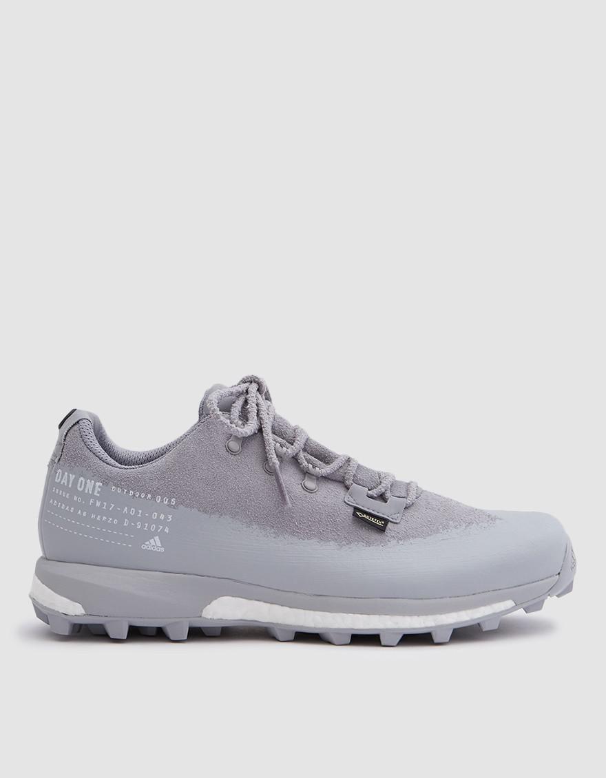 Lyst adidas originali indugi terrex agravic in grigio.