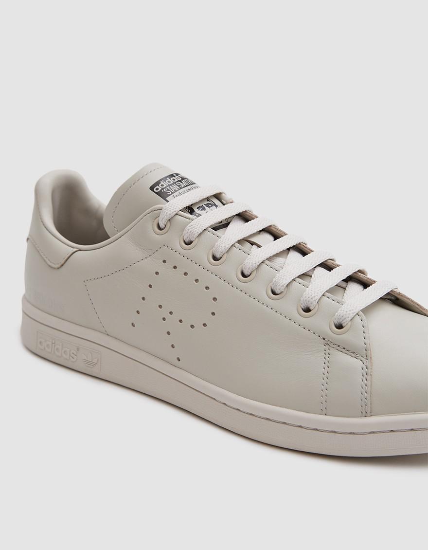 adidas By Raf Simons Rs Stan Smith Sneaker In Mist Stone mist Stone ... fd58eab4c