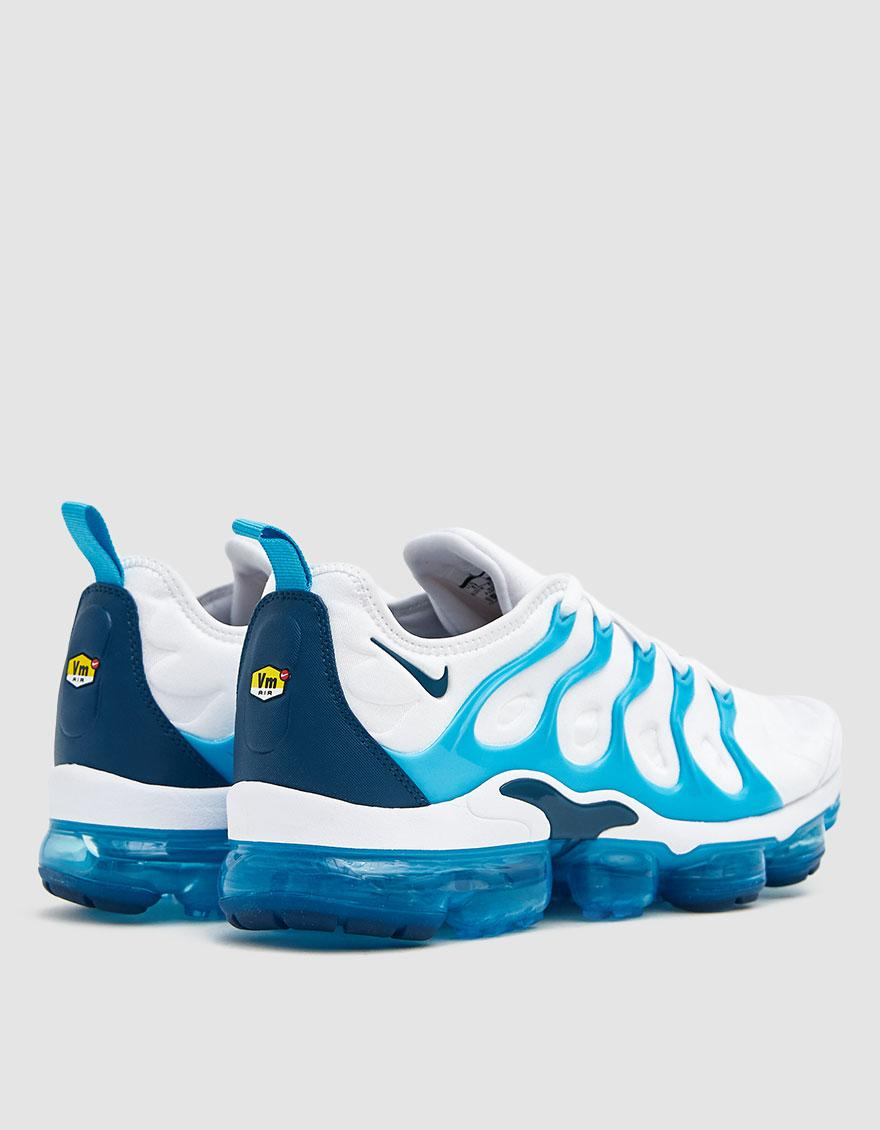 ad0fbbf394c5f Lyst - Nike Air Vapormax Plus Sneaker in Blue for Men