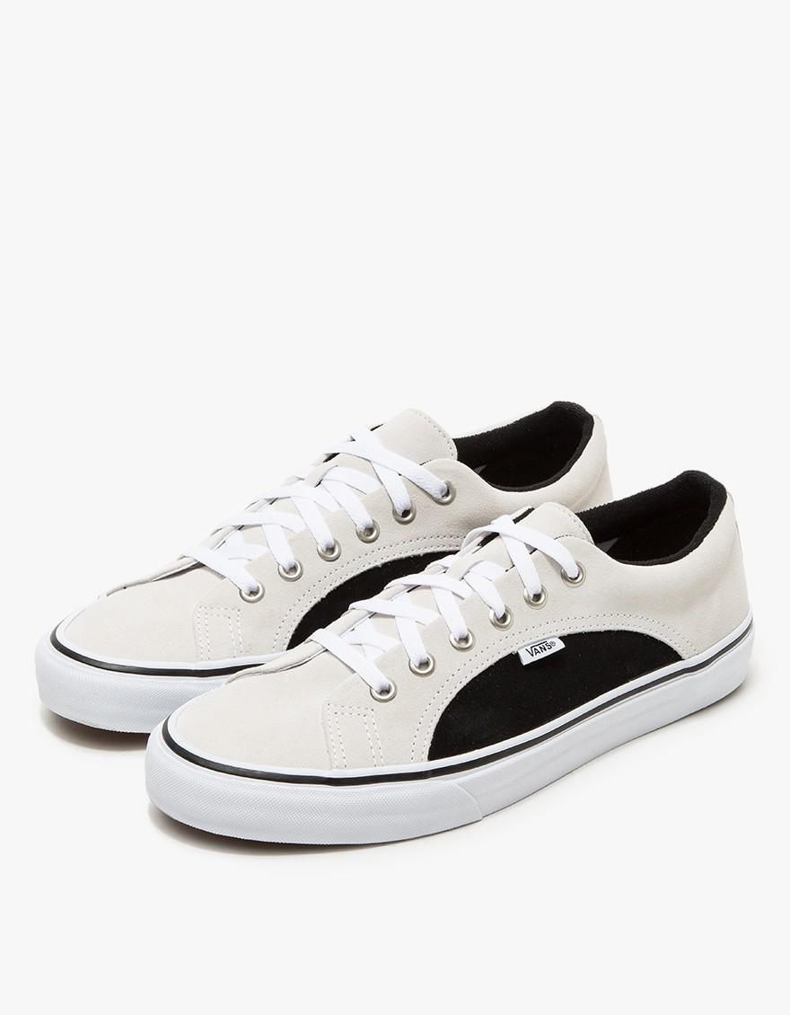 9e5fb33acc9467 Vans - White Lampin Sneaker for Men - Lyst. View fullscreen
