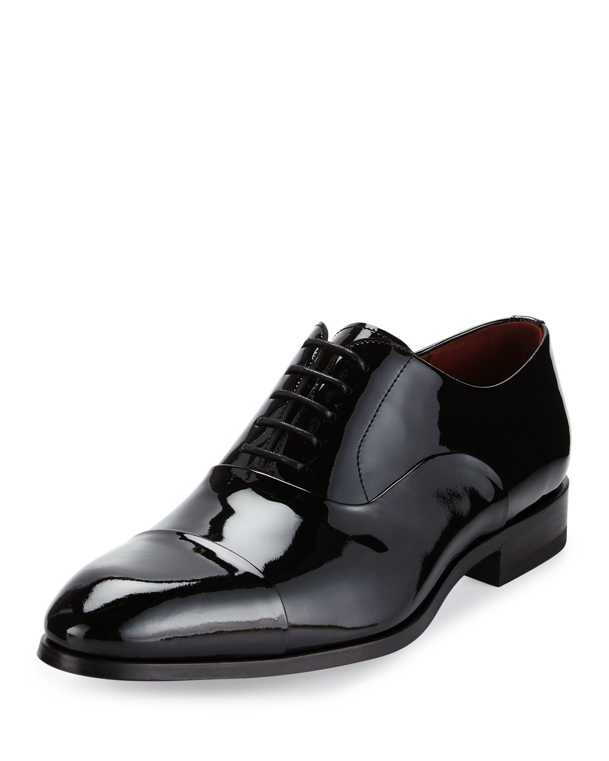 how to clean and polish patent leather shoes