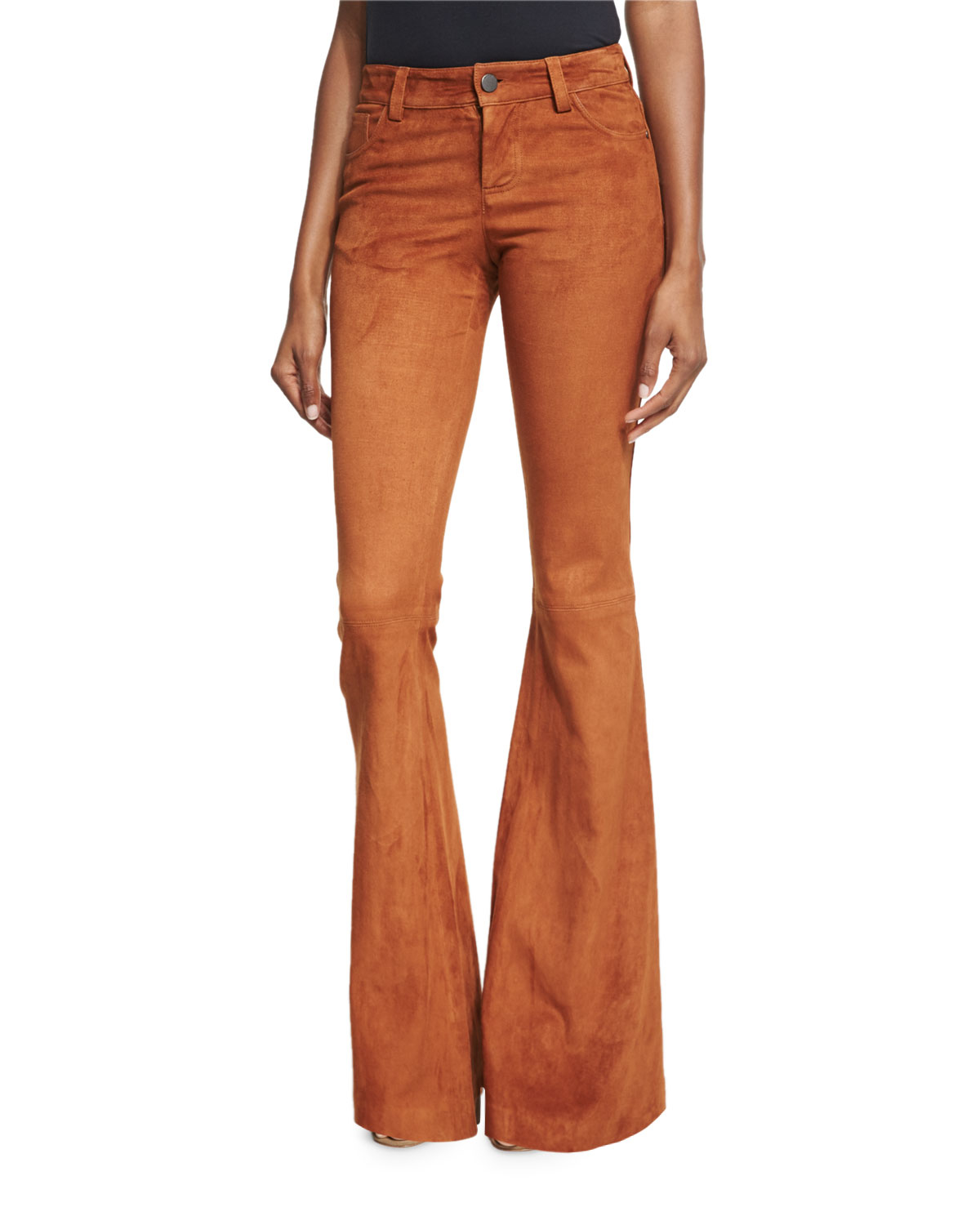 Luxury Miss Penny Dreadful Tan Colored Trousers