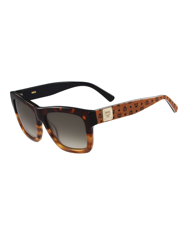 Mcm Cat Eye Rim Sunglasses