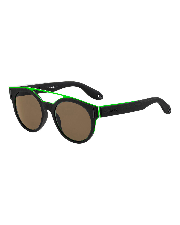 324b977c20aeb Givenchy Rubber Star Sunglasses