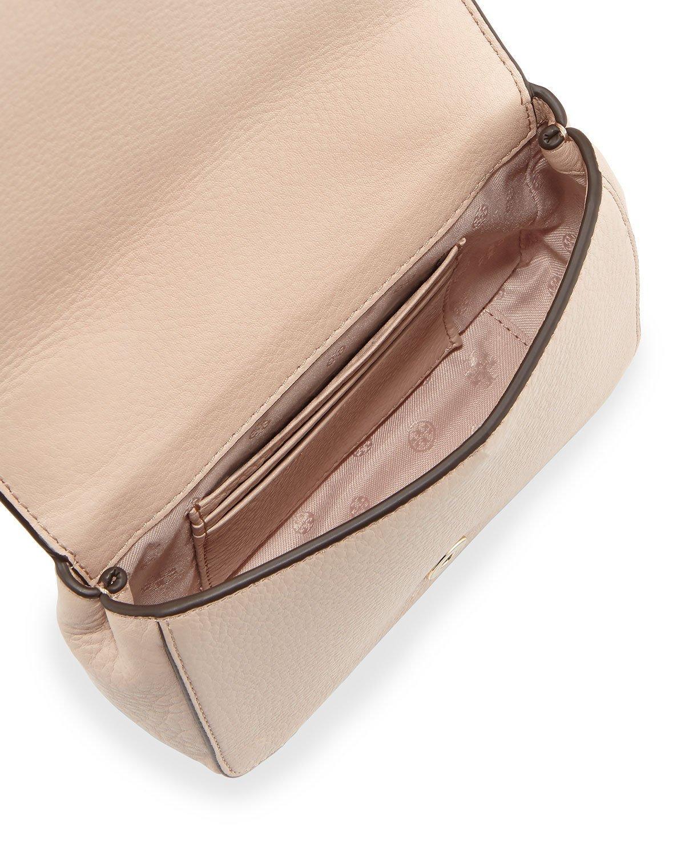 5c7b4d5065de Lyst - Tory Burch Zoey Mini Laser-cut Shoulder Bag