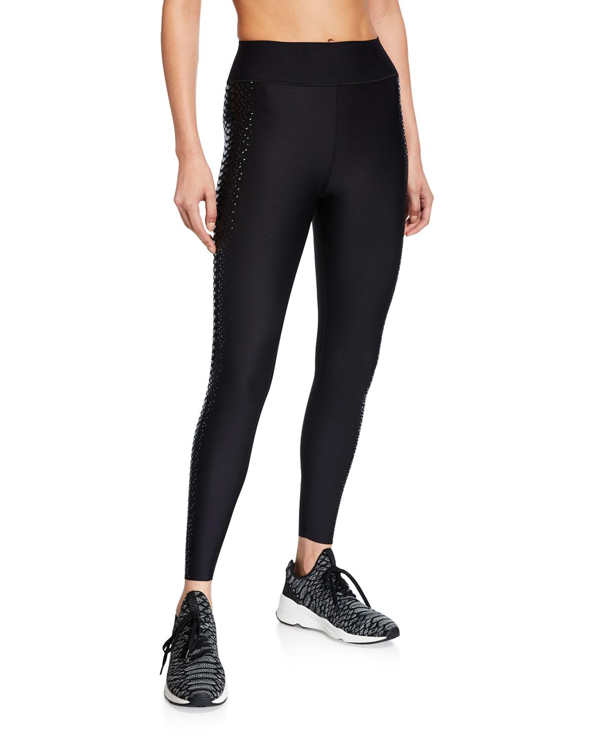 4f8ed0f22065e Lyst - Ultracor Ultra High Boa Leggings in Black