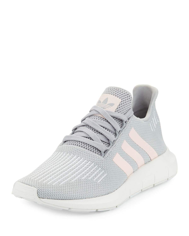 a9083daf47d9ef Lyst - Adidas Originals Swift Run Trainer Sneaker in Gray
