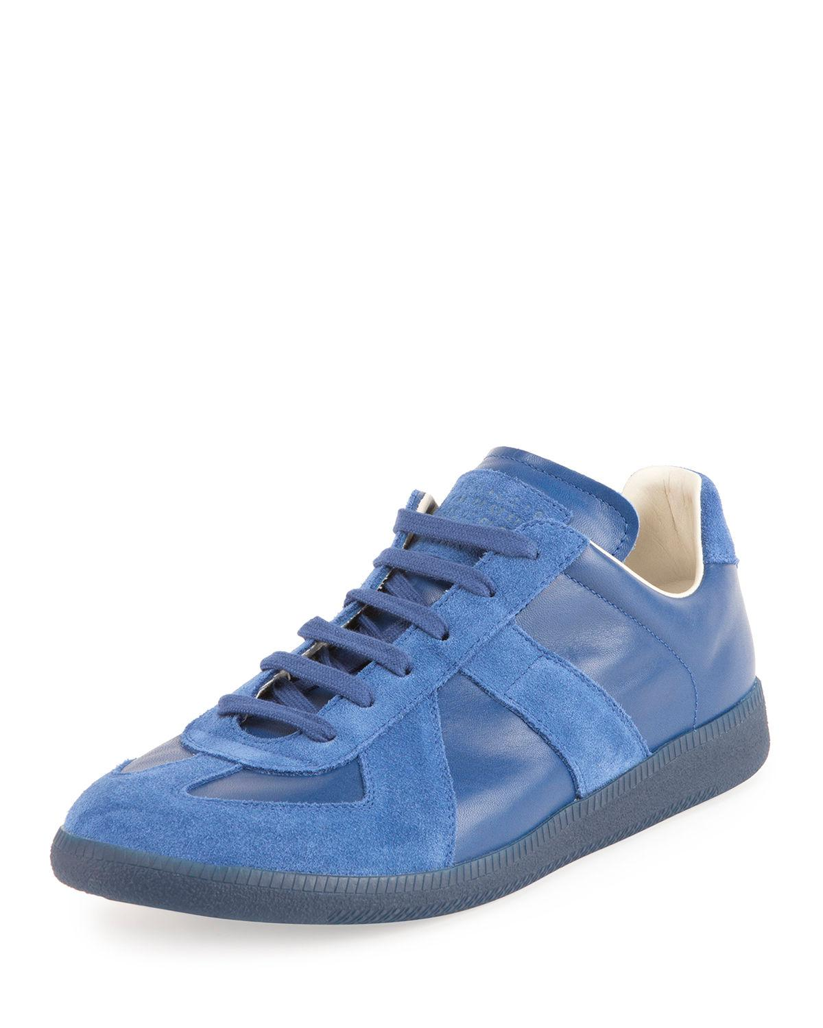 Replica Runner sneakers - Blue Maison Martin Margiela Outlet 2018 Unisex Explore For Sale Store Cheap Online Pay With Visa Online Discount Sale Online riKTtdeQh
